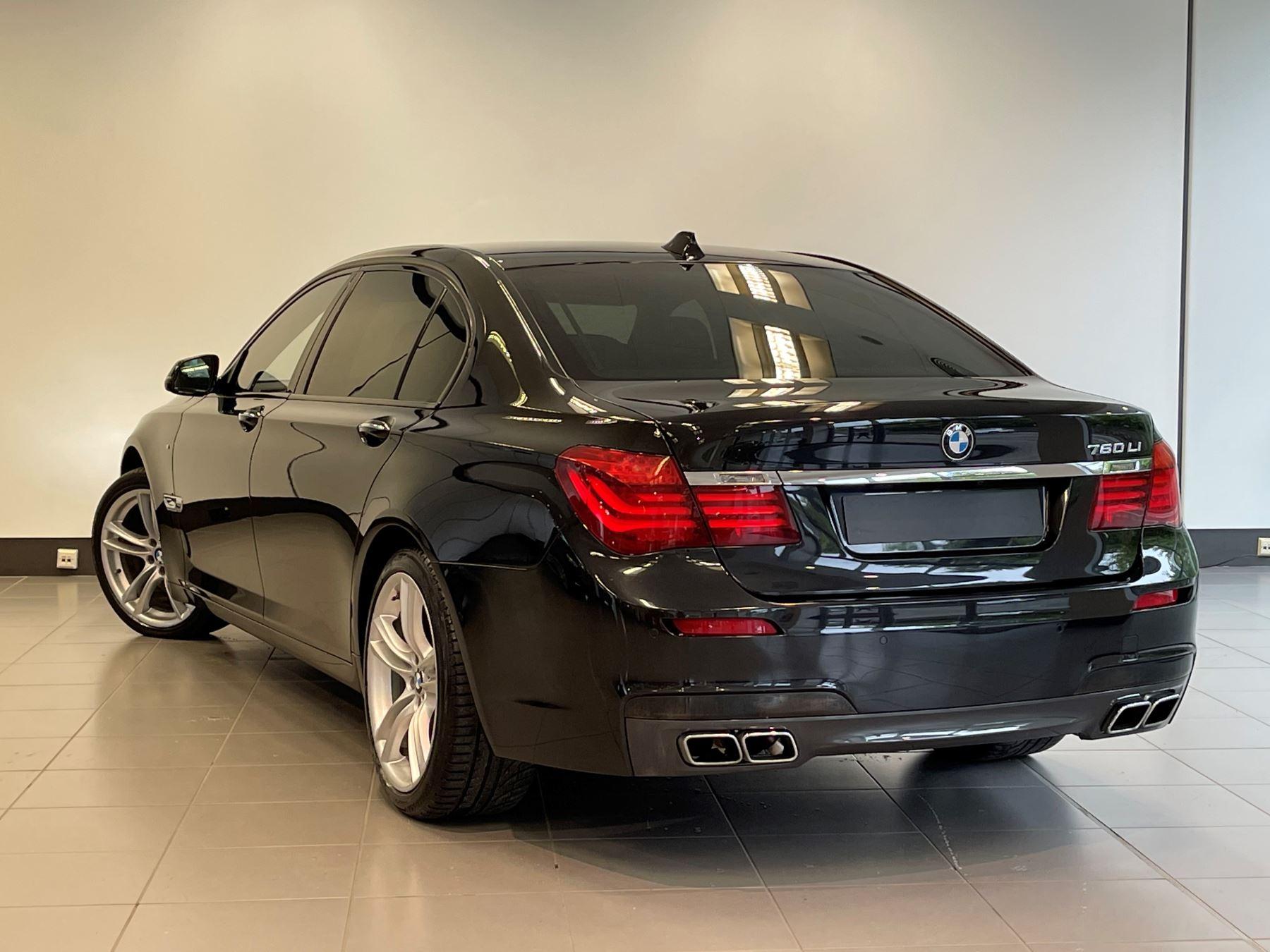BMW 7 Series 760Li M Sport image 5