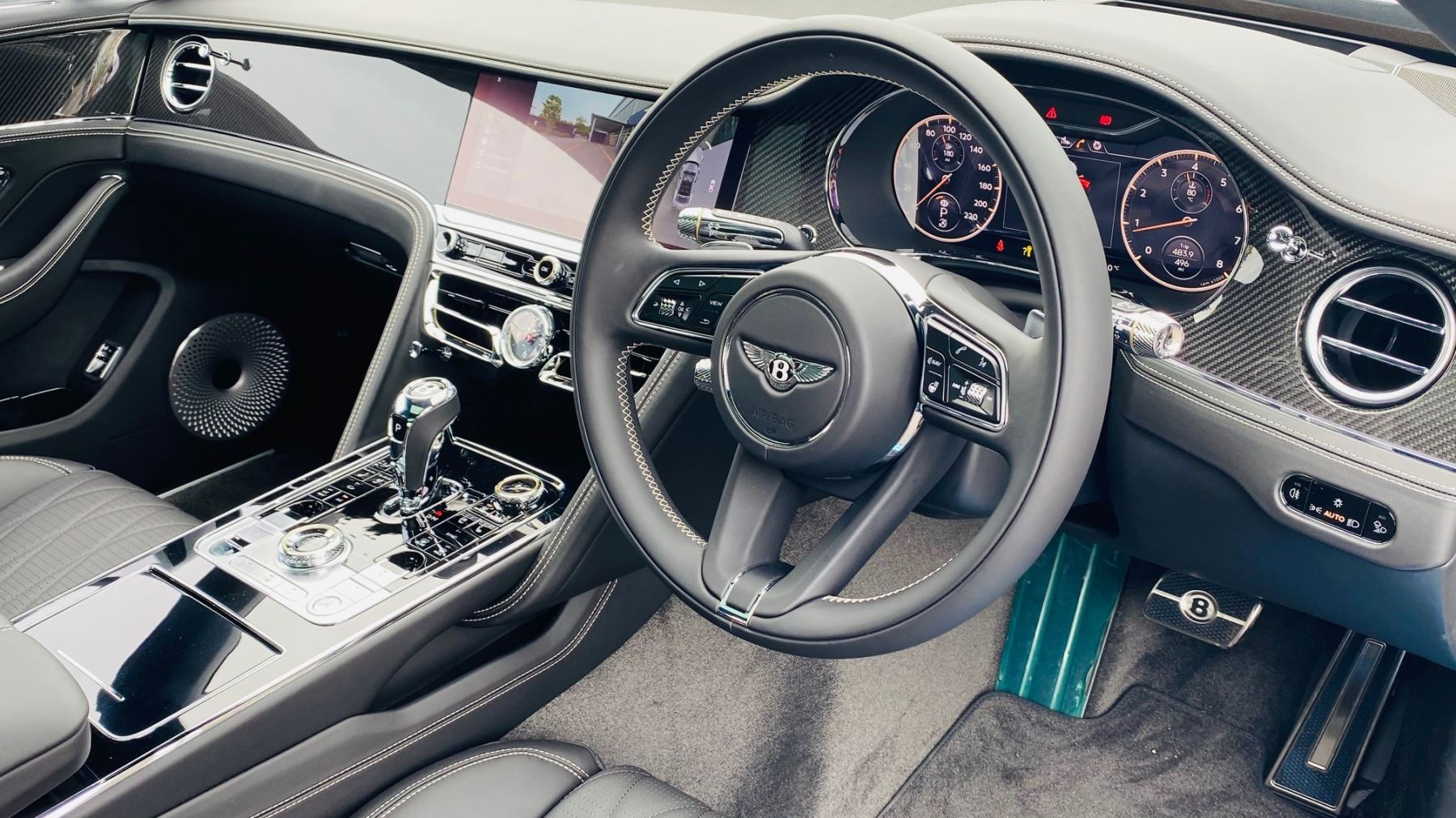 Bentley Flying Spur 4.0 V8 Mulliner Driving Spec 4dr Auto - Touring and City Specification image 12