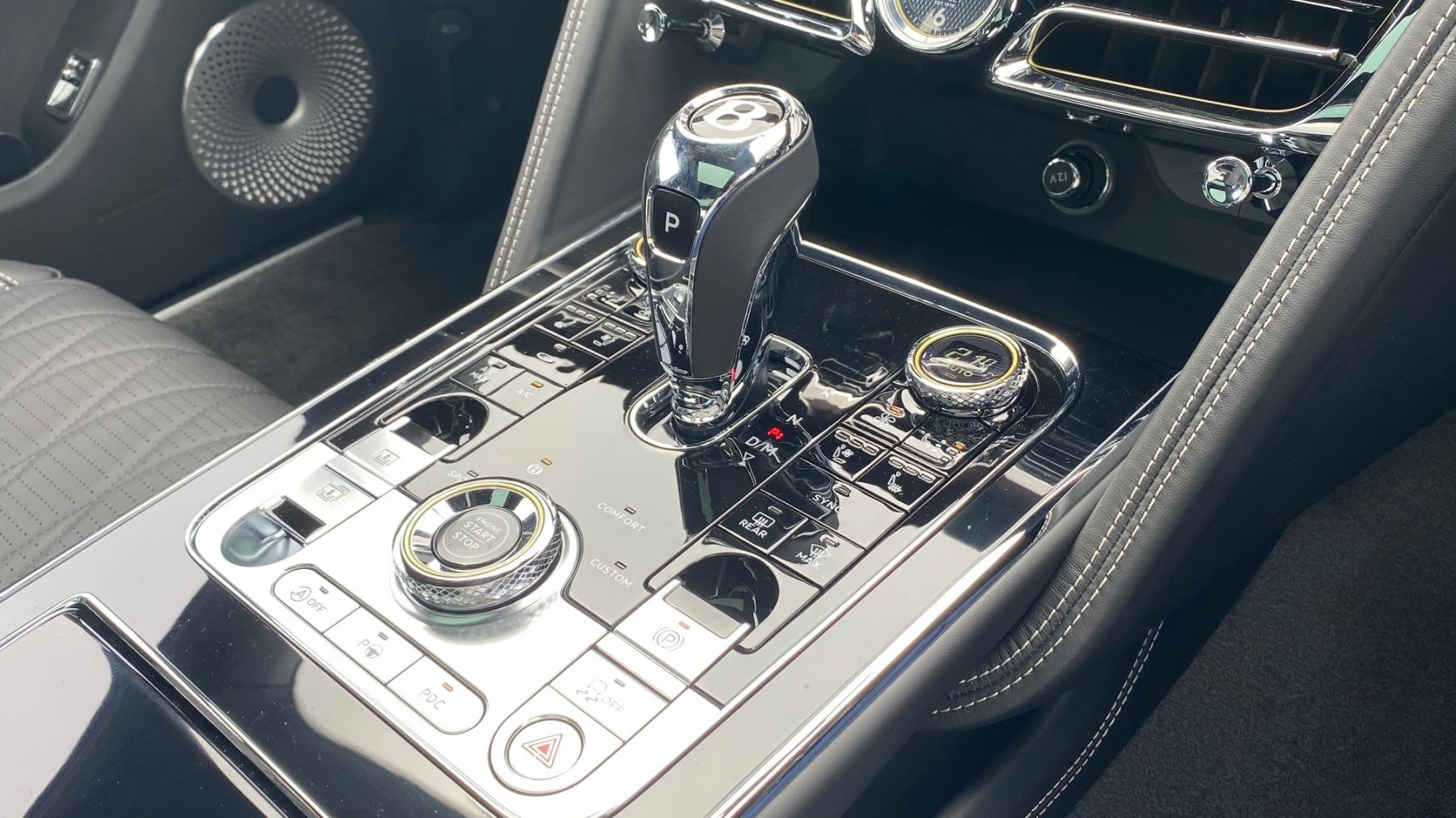 Bentley Flying Spur 4.0 V8 Mulliner Driving Spec 4dr Auto - Touring and City Specification image 21