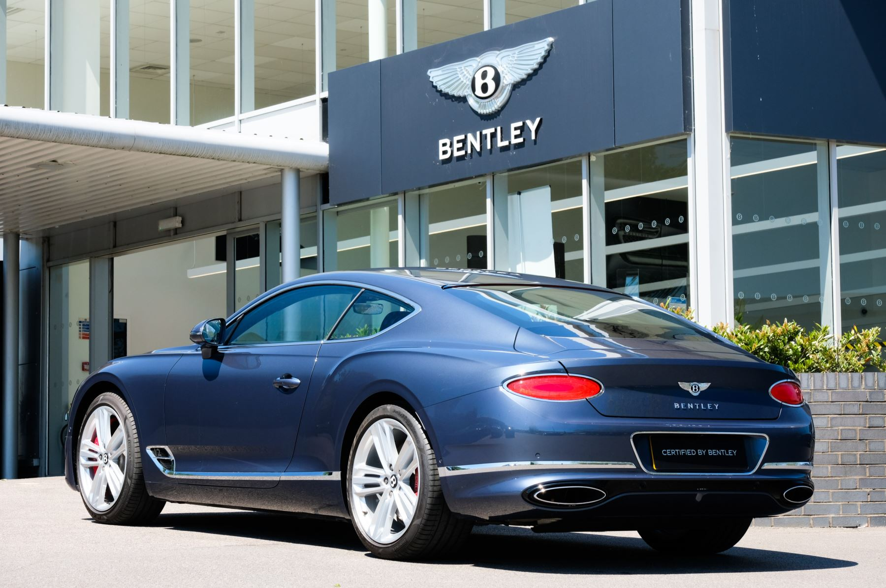 Bentley Continental GT 6.0 W12 - CITY + TOURING SPECIFICATION image 5