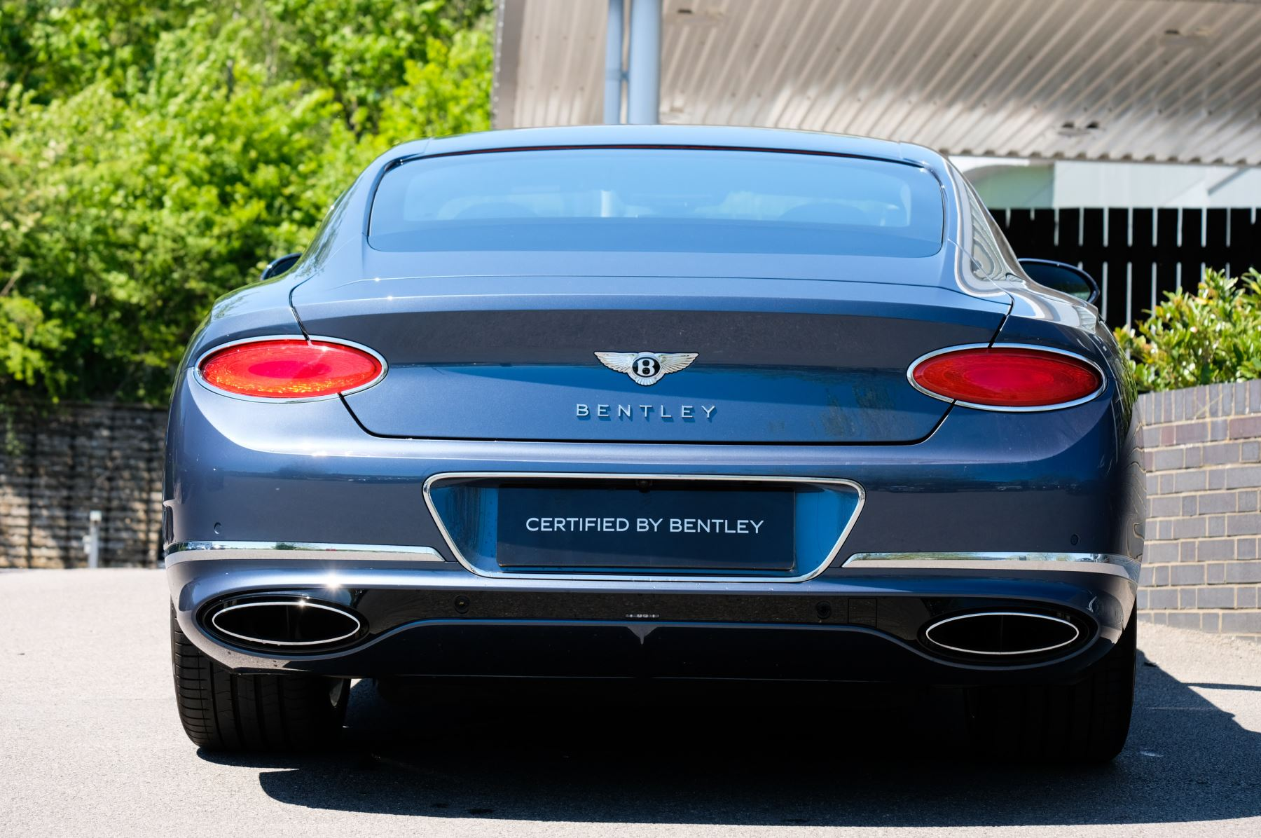 Bentley Continental GT 6.0 W12 - CITY + TOURING SPECIFICATION image 4