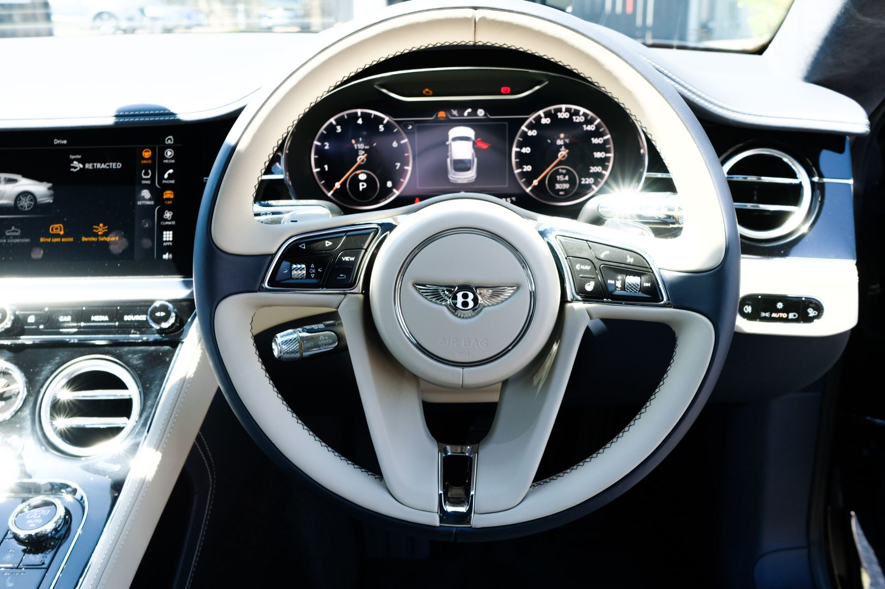 Bentley Continental GT 6.0 W12 - CITY + TOURING SPECIFICATION image 14