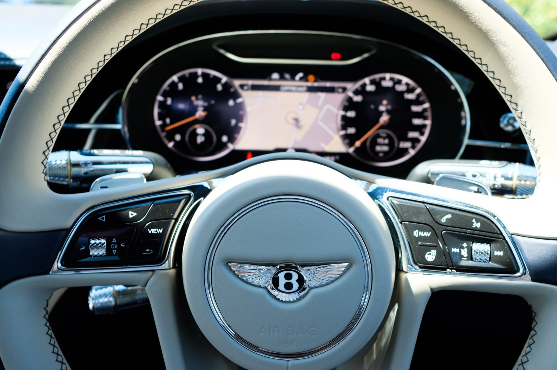 Bentley Continental GT 6.0 W12 - CITY + TOURING SPECIFICATION image 15