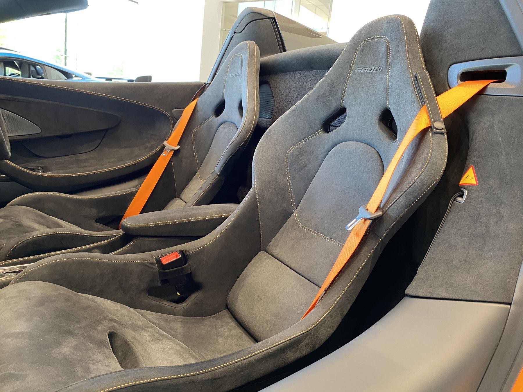 McLaren 600LT Spider V8 2dr SSG image 15