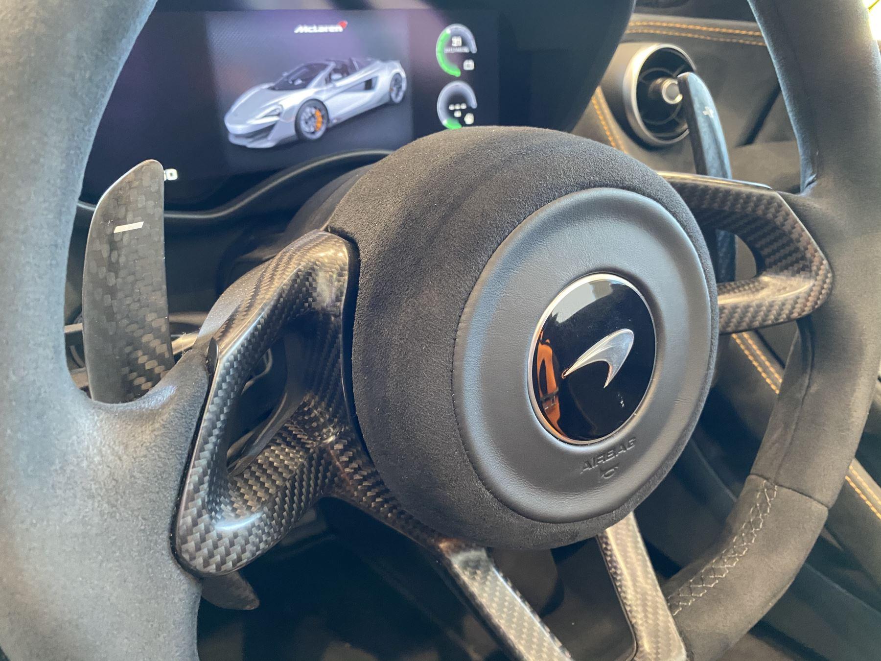 McLaren 600LT Spider V8 2dr SSG image 19