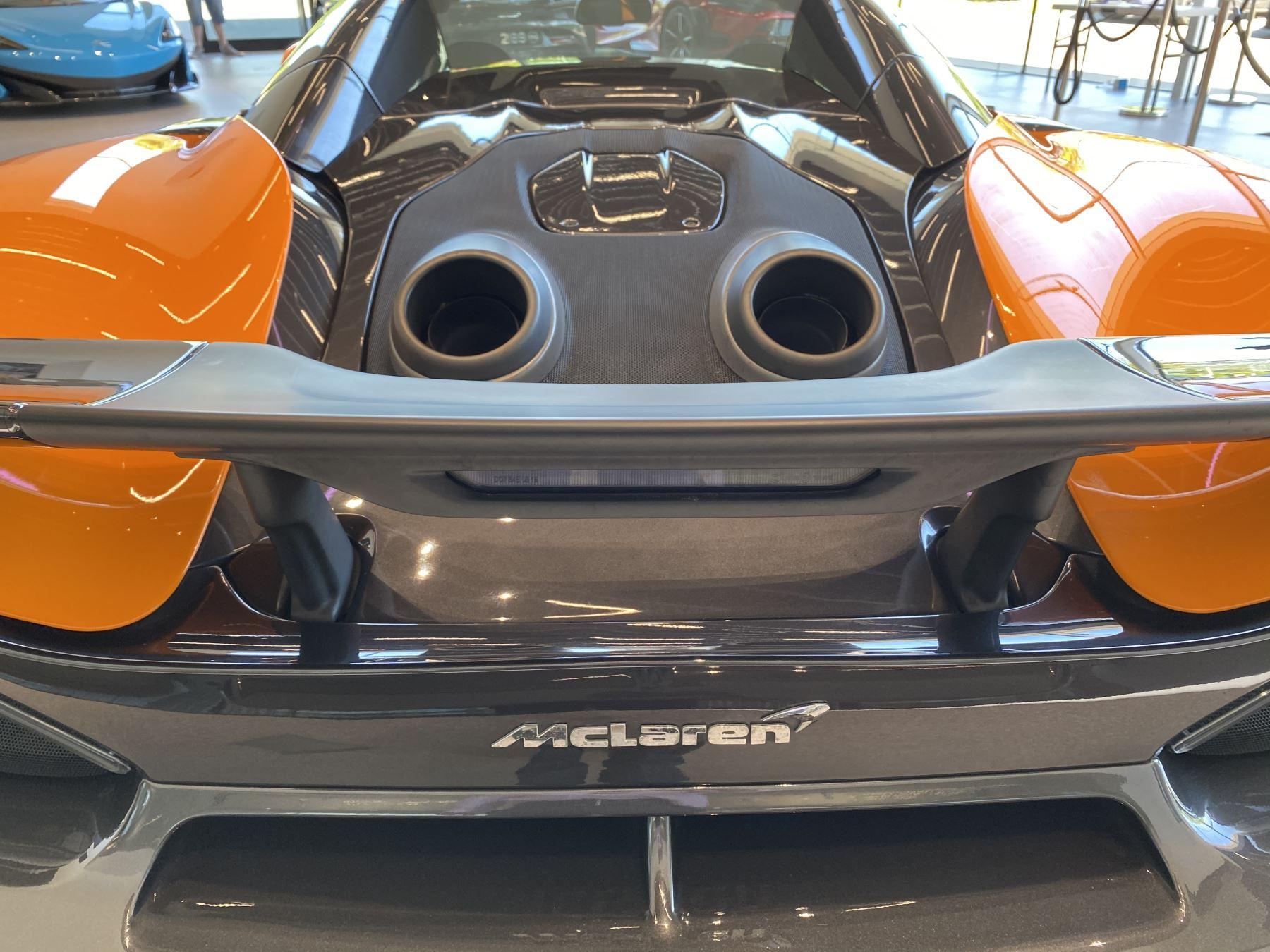 McLaren 600LT Spider V8 2dr SSG image 27