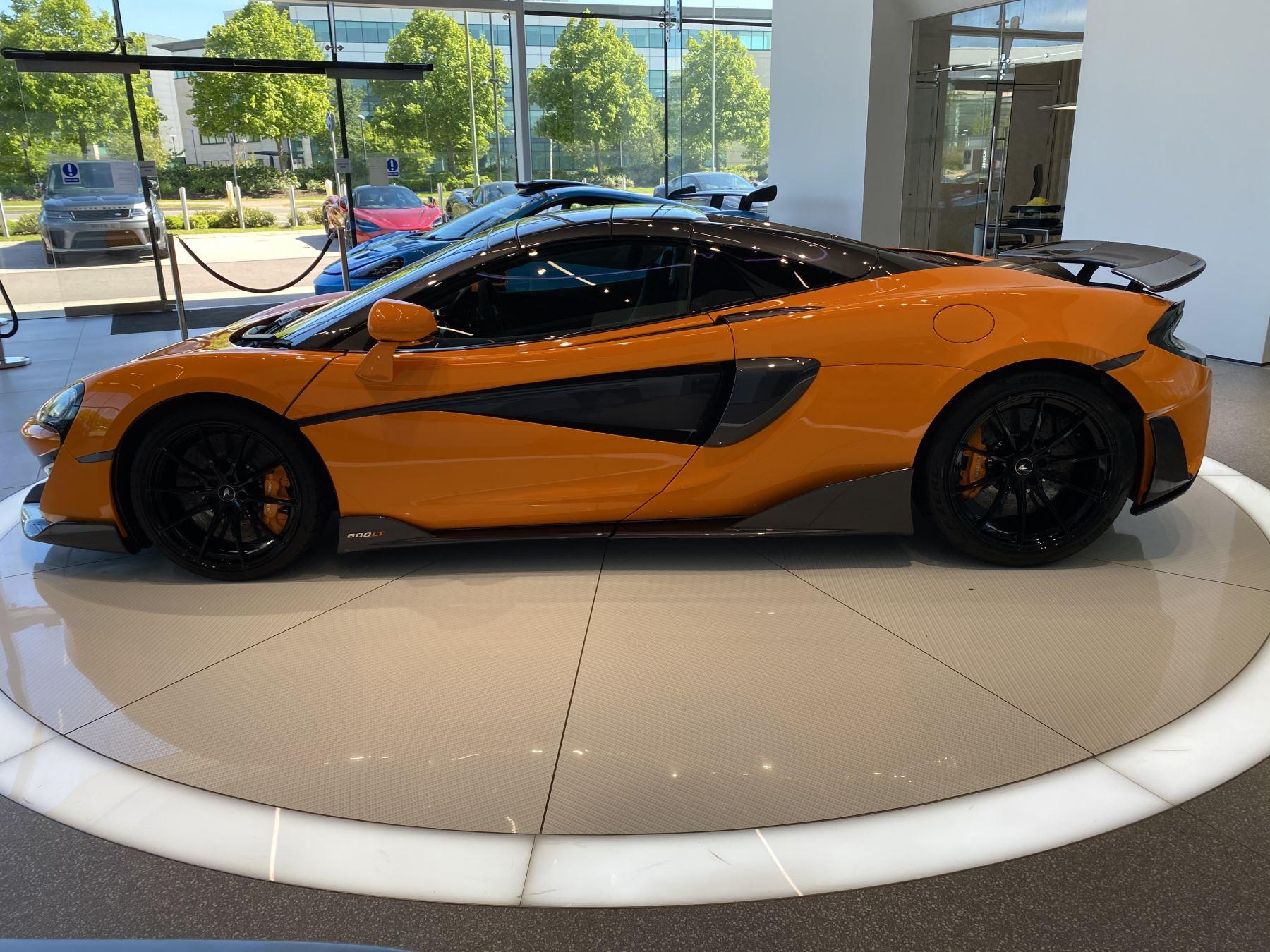 McLaren 600LT Spider V8 2dr SSG image 30