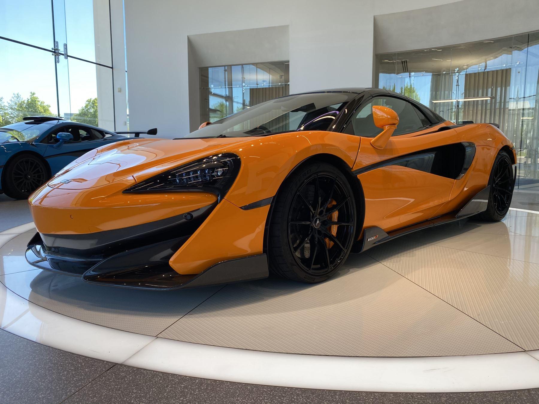 McLaren 600LT Spider V8 2dr SSG image 8