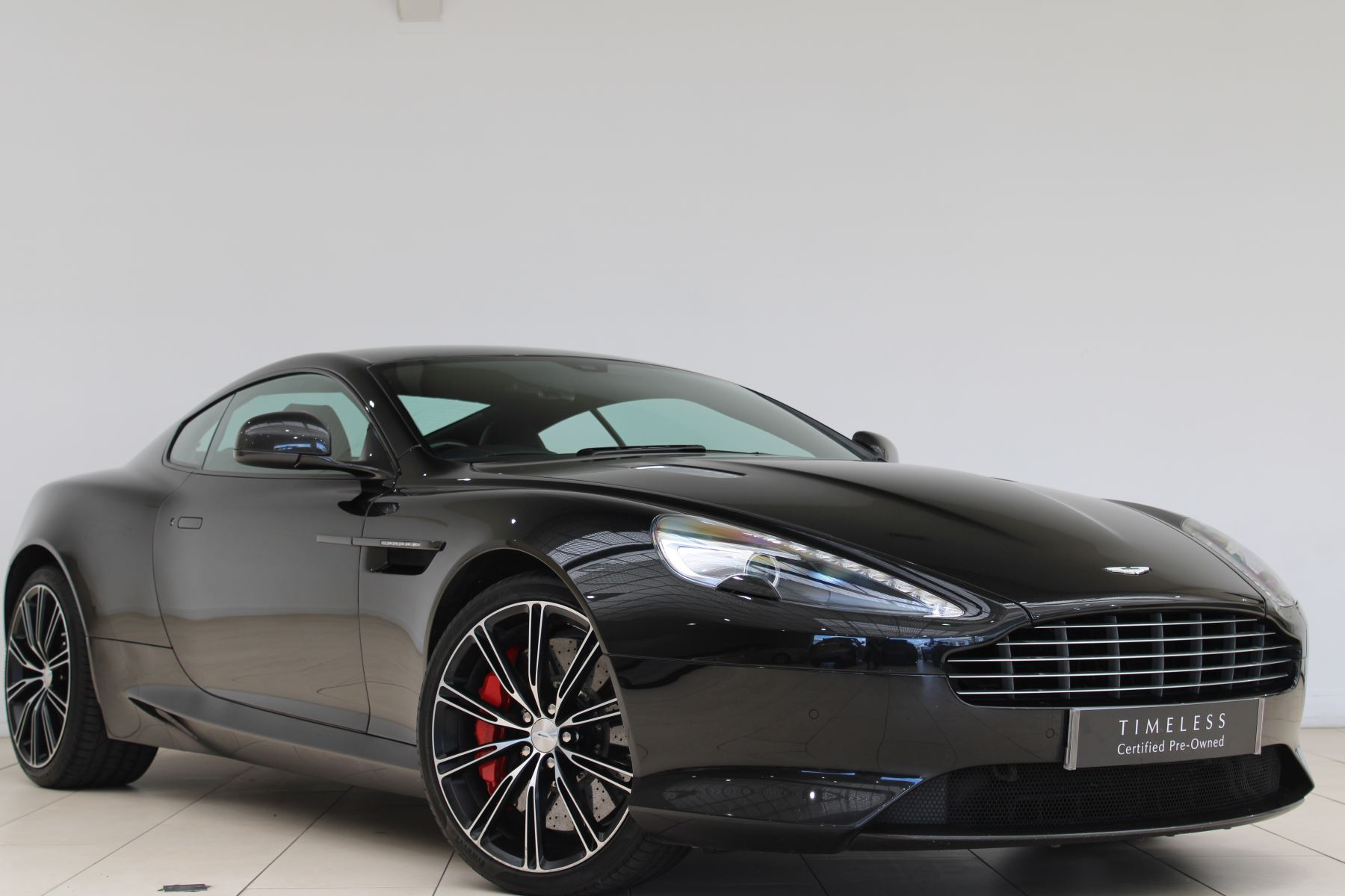 Aston Martin DB9 Carbon Edition V12 2dr Touchtronic 5.9 Automatic Coupe