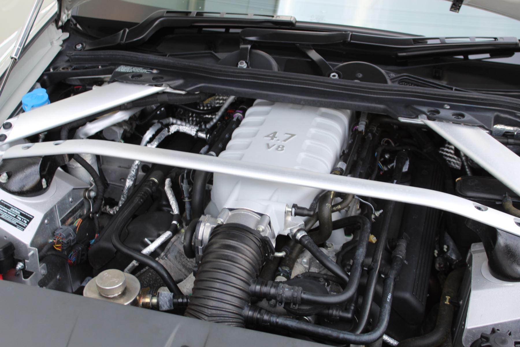Aston Martin V8 Vantage Coupe 2dr [420] Latest Dash, 420BHP image 21