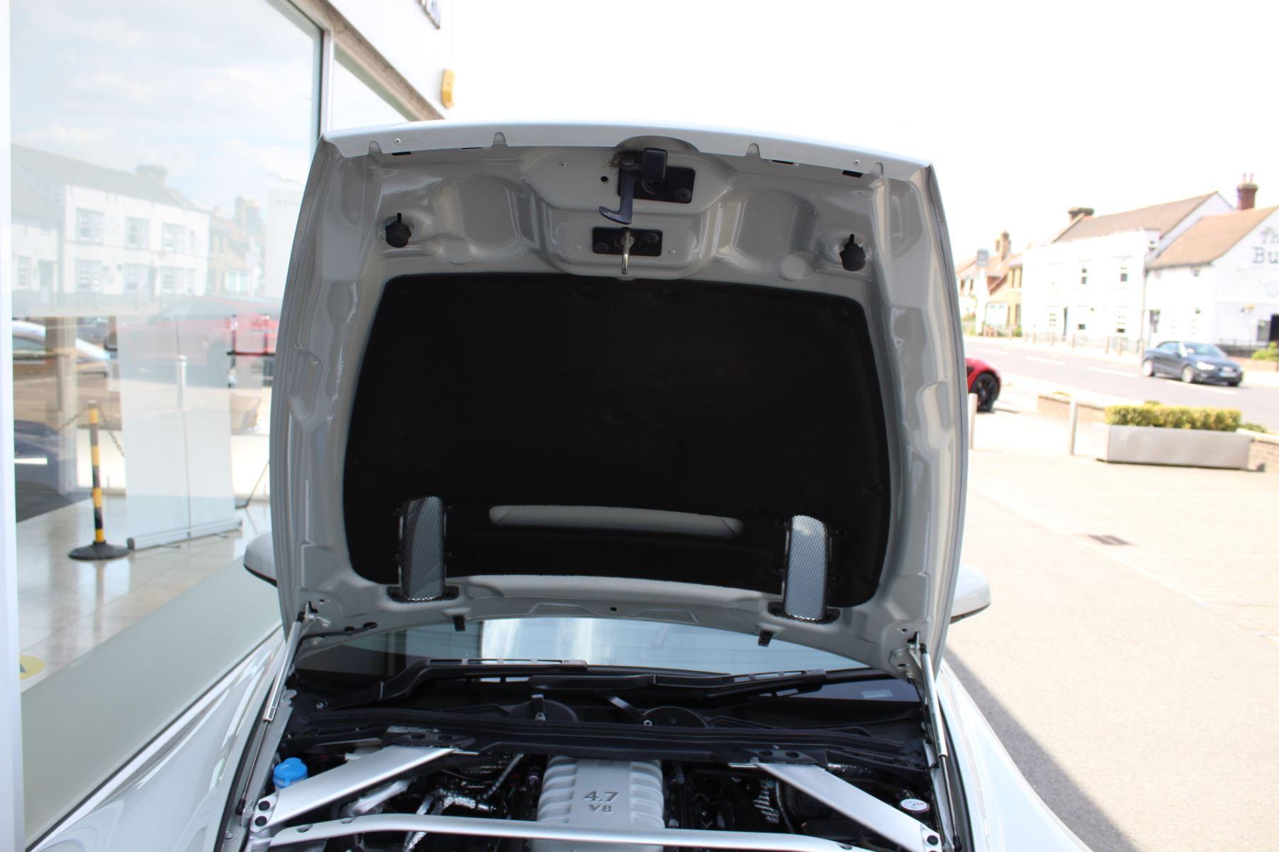 Aston Martin V8 Vantage Coupe 2dr [420] Latest Dash, 420BHP image 22