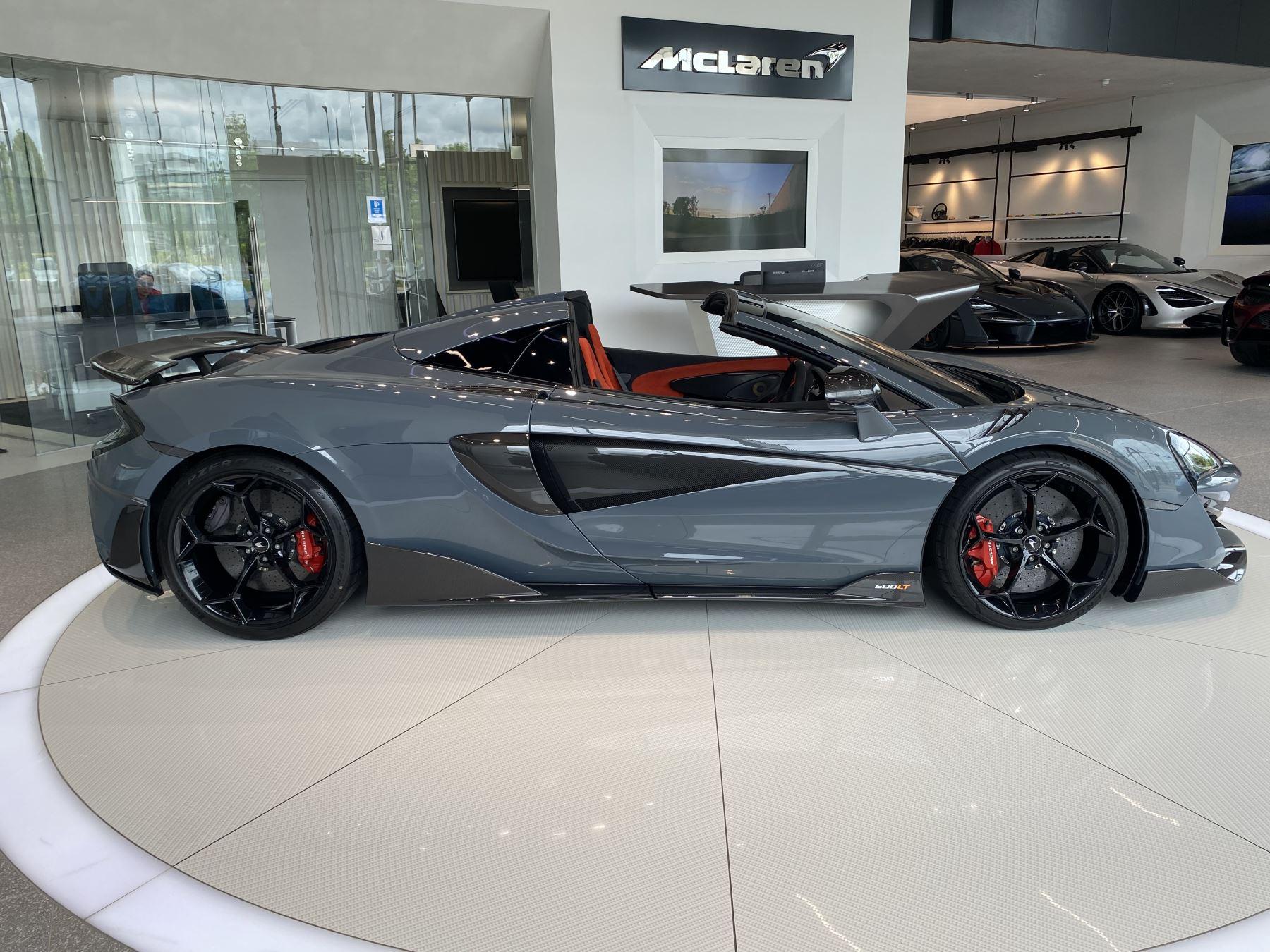 McLaren 600LT Spider V8 2dr SSG image 2