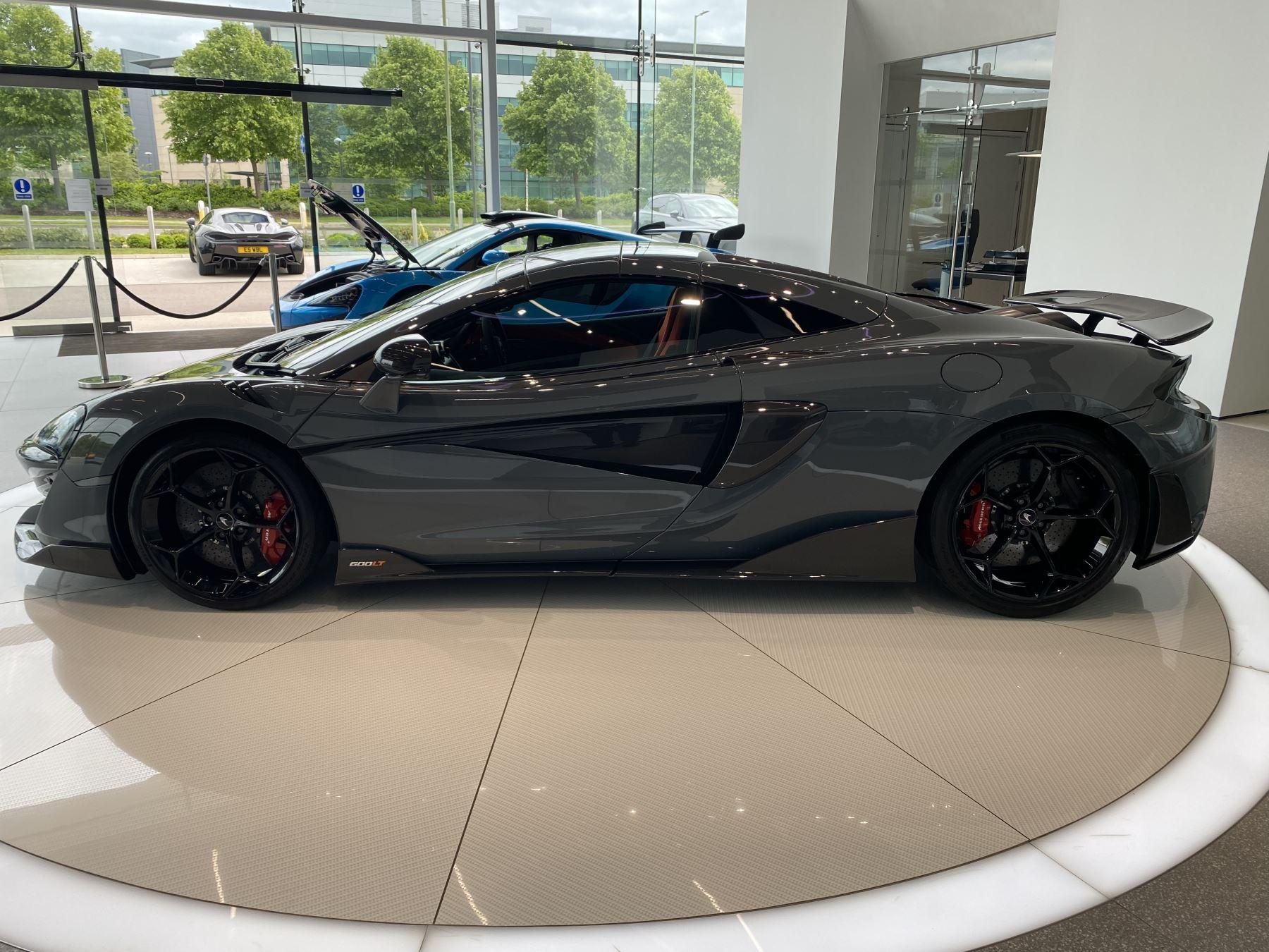 McLaren 600LT Spider V8 2dr SSG image 20