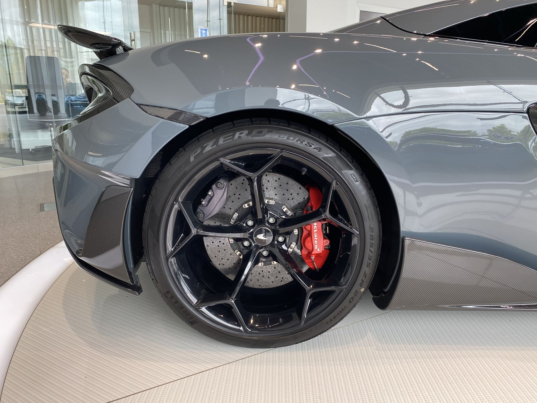 McLaren 600LT Spider V8 2dr SSG image 10