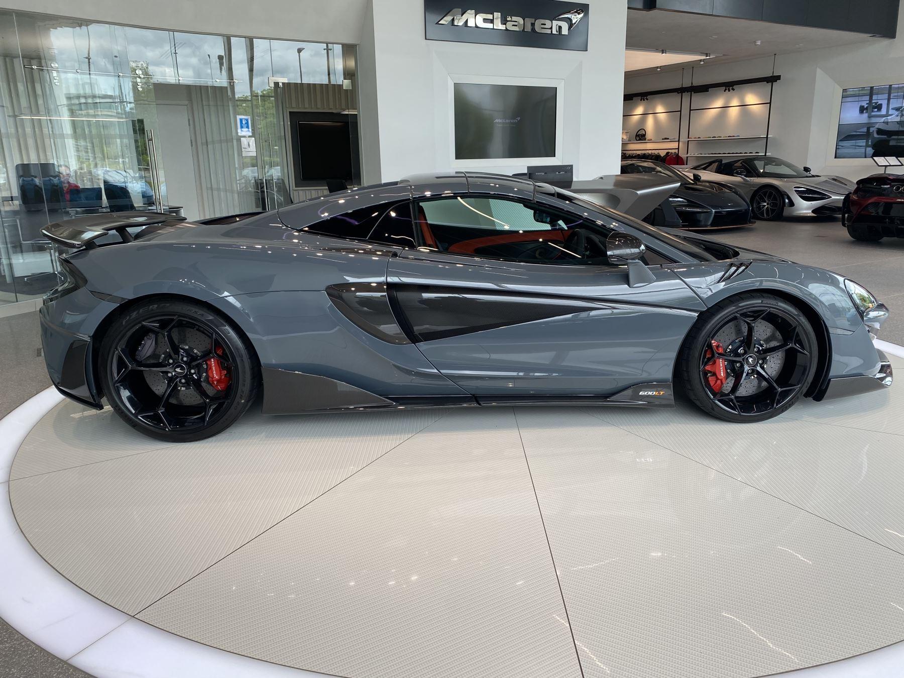 McLaren 600LT Spider V8 2dr SSG image 9