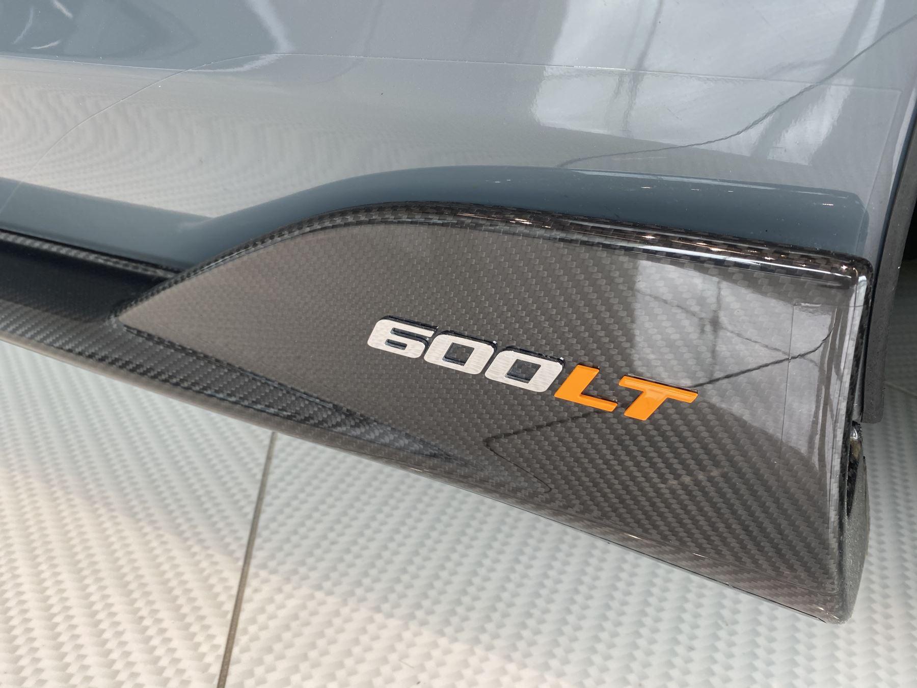 McLaren 600LT Spider V8 2dr SSG image 12