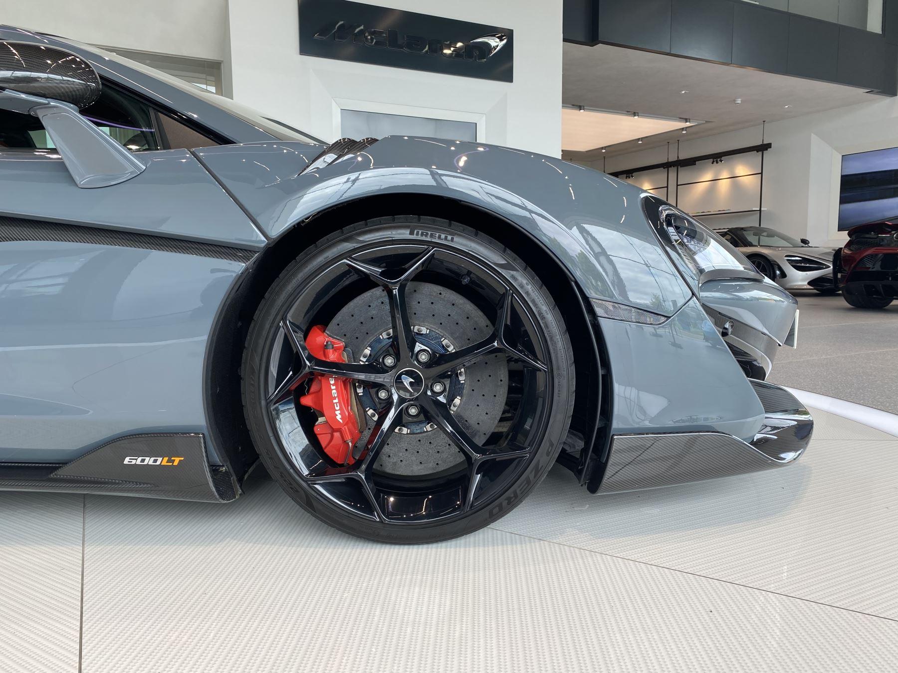 McLaren 600LT Spider V8 2dr SSG image 5