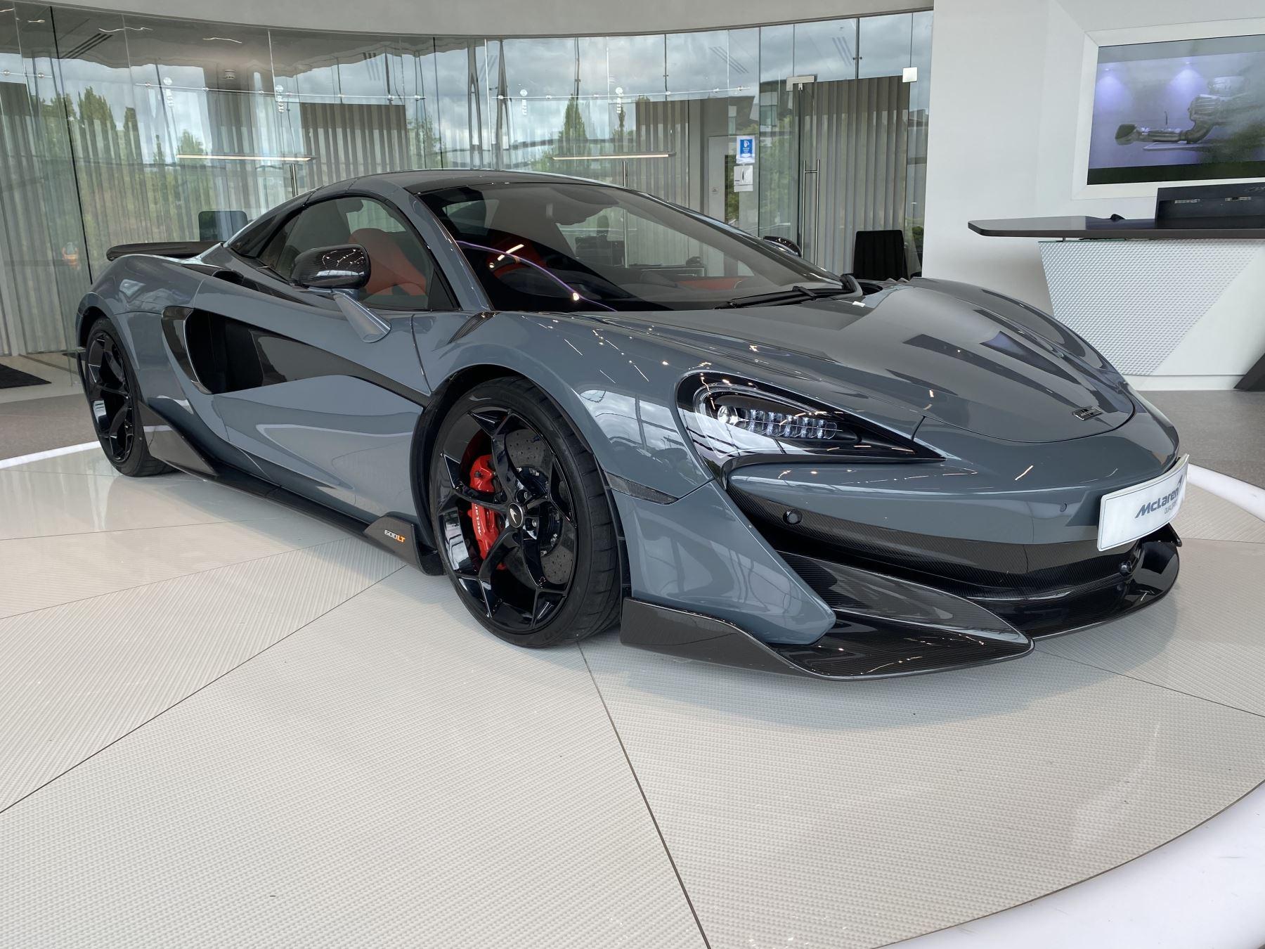 McLaren 600LT Spider V8 2dr SSG image 21