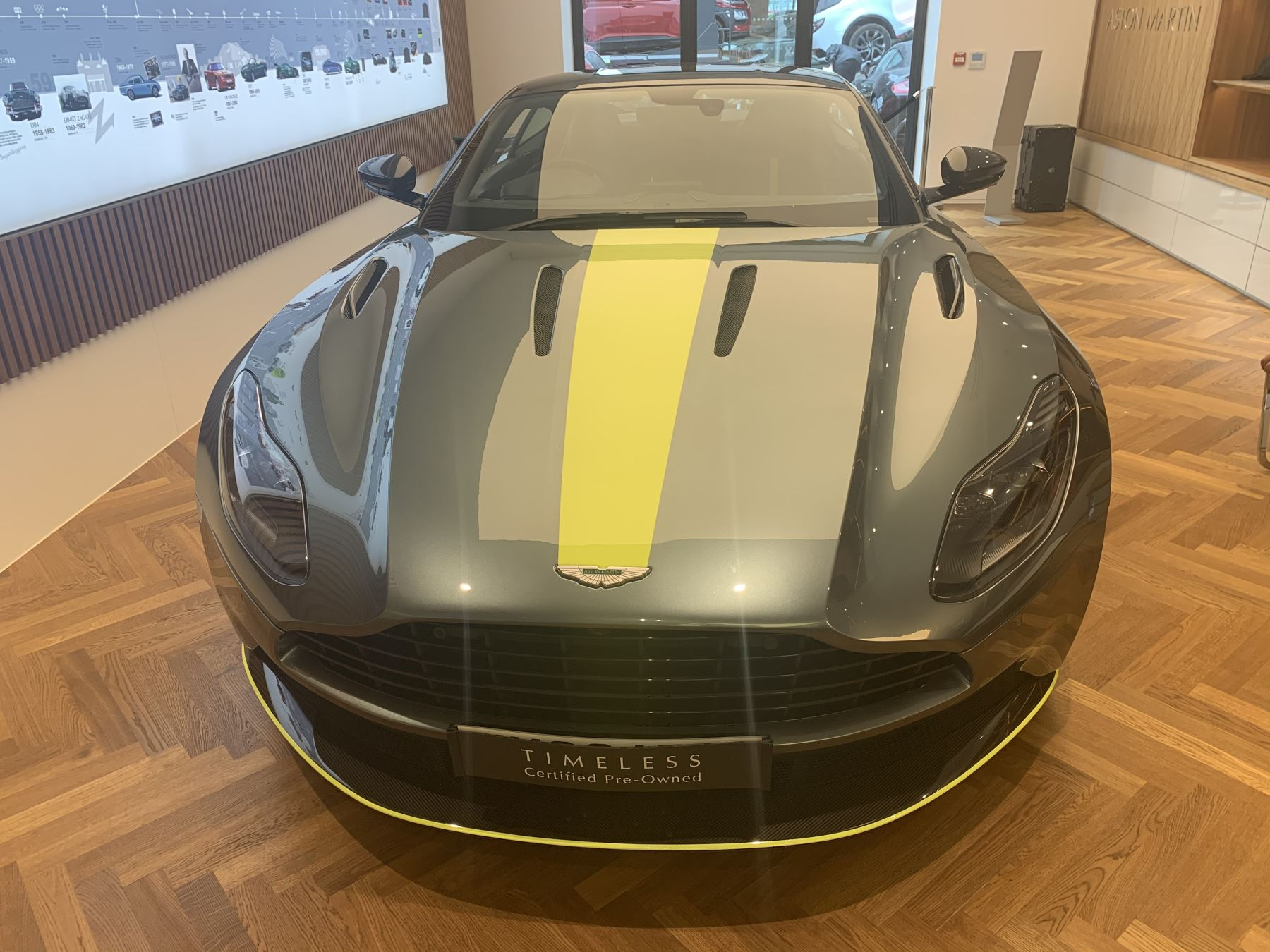 Aston Martin DB11 V12 AMR 2dr Touchtronic Signature Edition  5.2 Automatic Coupe