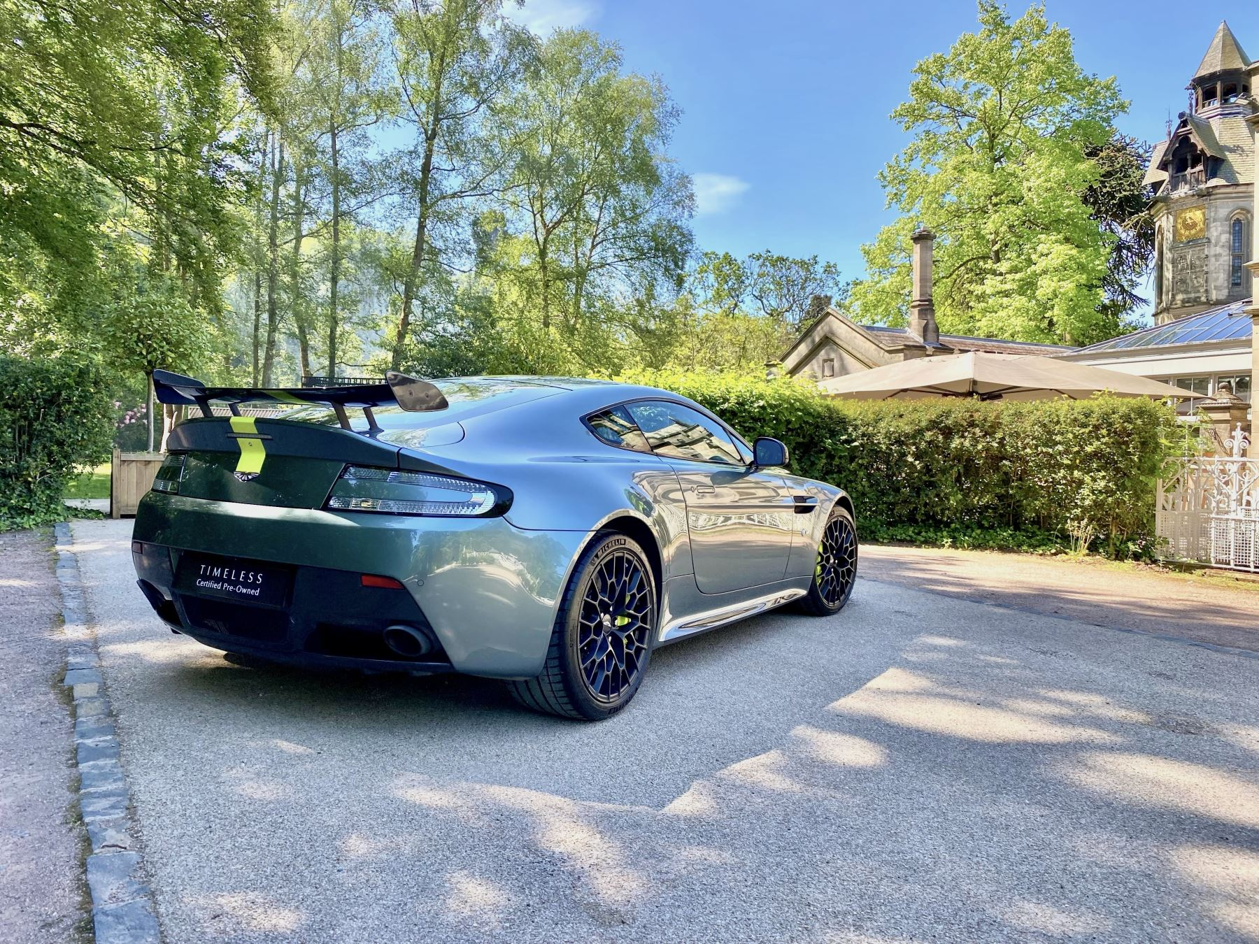 Aston Martin V12 Vantage AMR 6.0 V12 600BHP Manual 1 of 100.     1 Owner From New, Full Aston Martin History. image 20