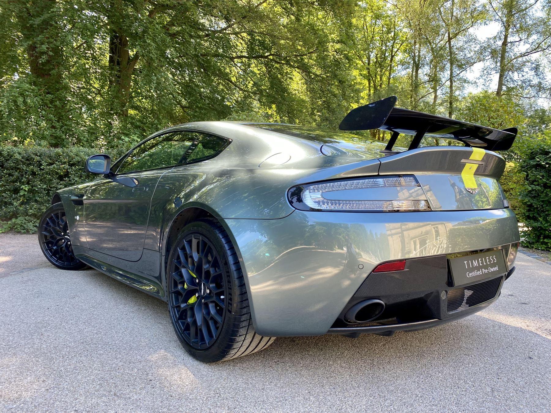 Aston Martin V12 Vantage AMR 6.0 V12 600BHP Manual 1 of 100.     1 Owner From New, Full Aston Martin History. image 5