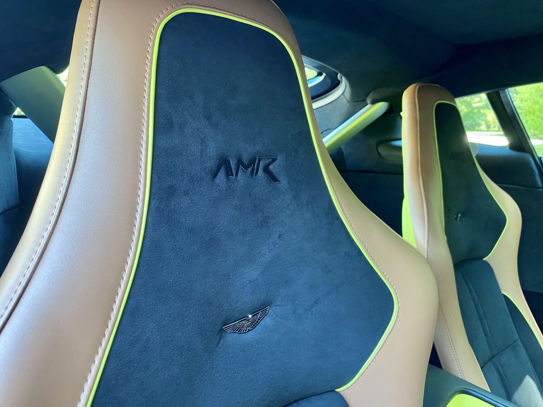 Aston Martin V12 Vantage AMR 6.0 V12 600BHP Manual 1 of 100.     1 Owner From New, Full Aston Martin History. image 23