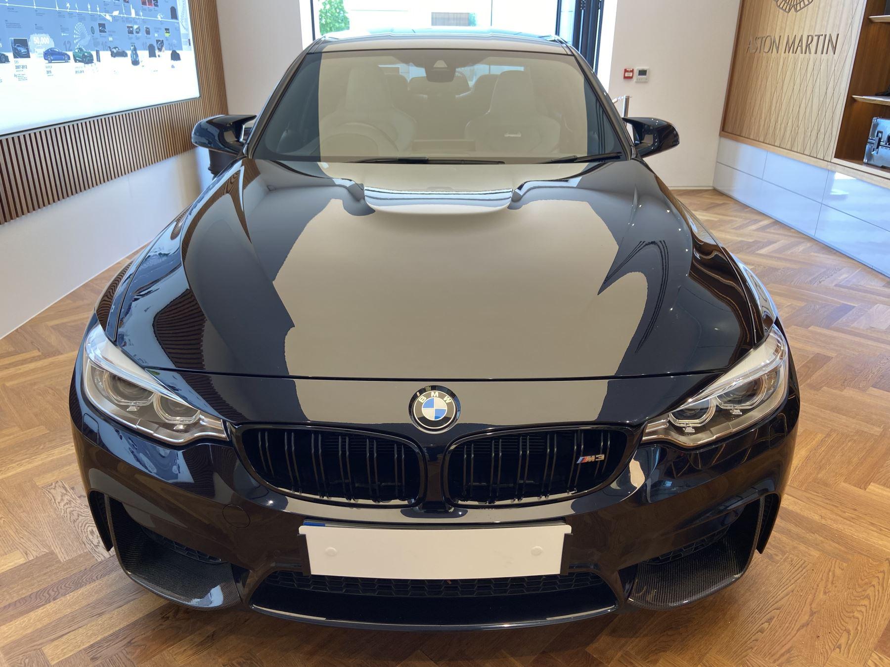 BMW M3 M3 Saloon Bi Turbo DCT  3.0 4 door (2016)