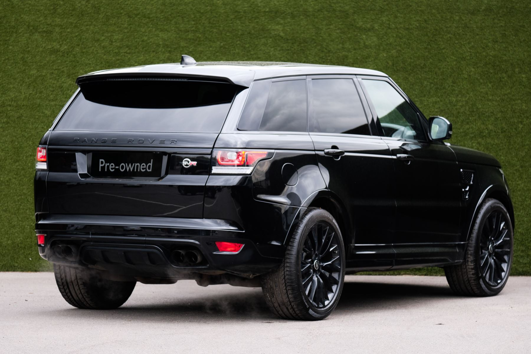 Land Rover Range Rover Sport 5.0 V8 S/C SVR 5dr image 6