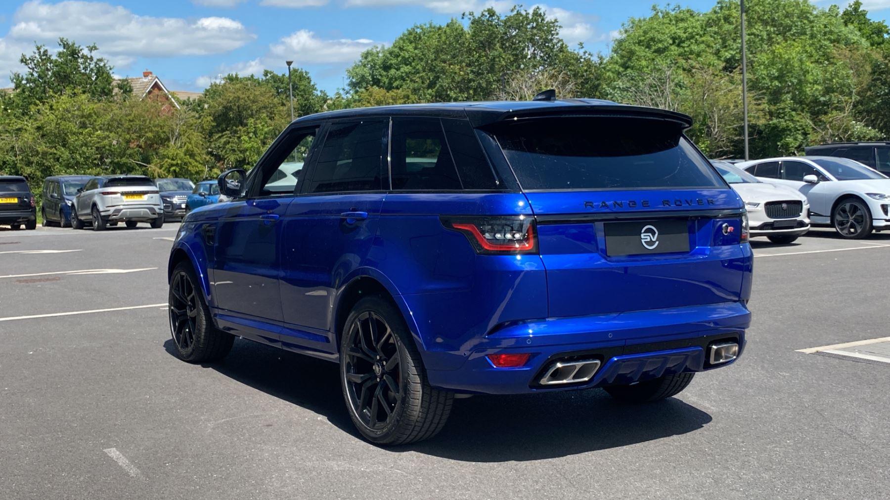 Land Rover Range Rover Sport 5.0 P575 S/C SVR image 2