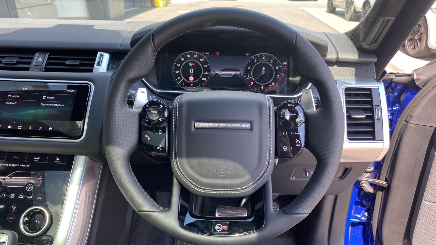 Land Rover Range Rover Sport 5.0 P575 S/C SVR image 10