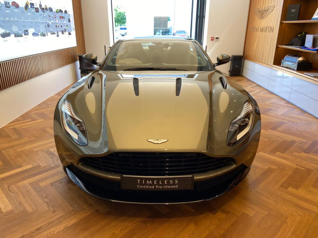 Aston Martin DB11 V12 2dr Touchtronic 5.2 Automatic Coupe