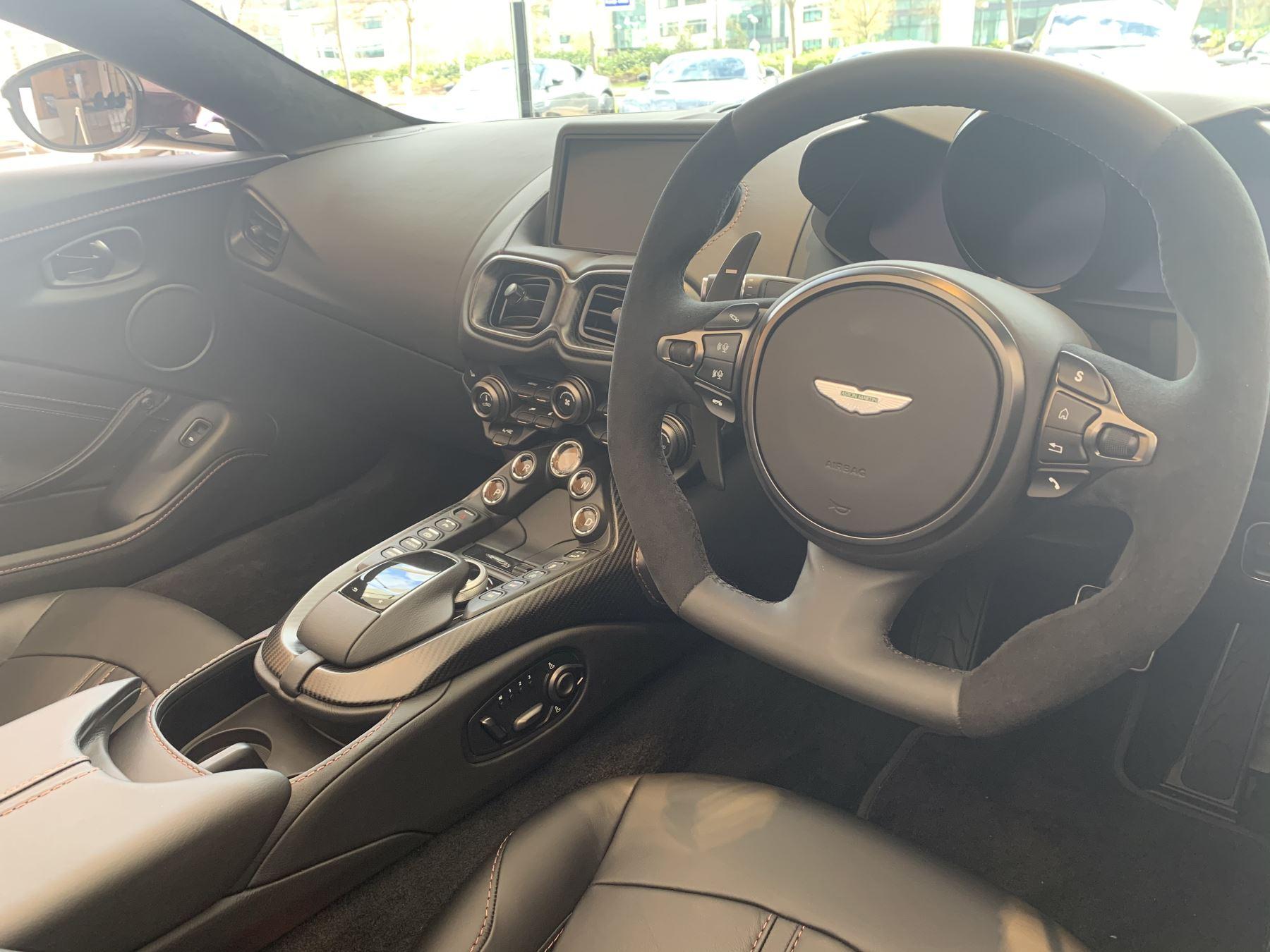 Aston Martin V8 Vantage Convertible Touchtronic 3 image 8