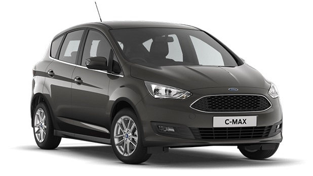 Ford Grand C-MAX 1.0 EcoBoost 125 Zetec 5dr with DAB Radio and Bluetooth MPV (2017)