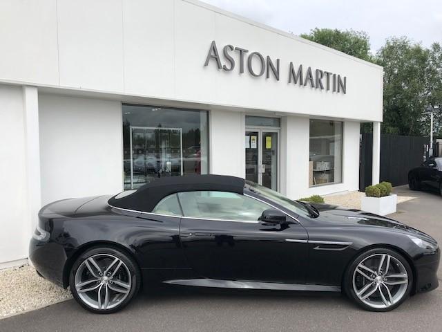 Aston Martin Virage V12 2dr Volante Touchtronic 5.9 Automatic 3 door Convertible