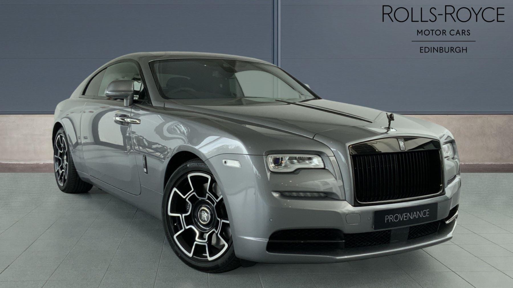 Rolls-Royce Black Badge Wraith V12 6.6 Automatic 2 door Coupe (2021)
