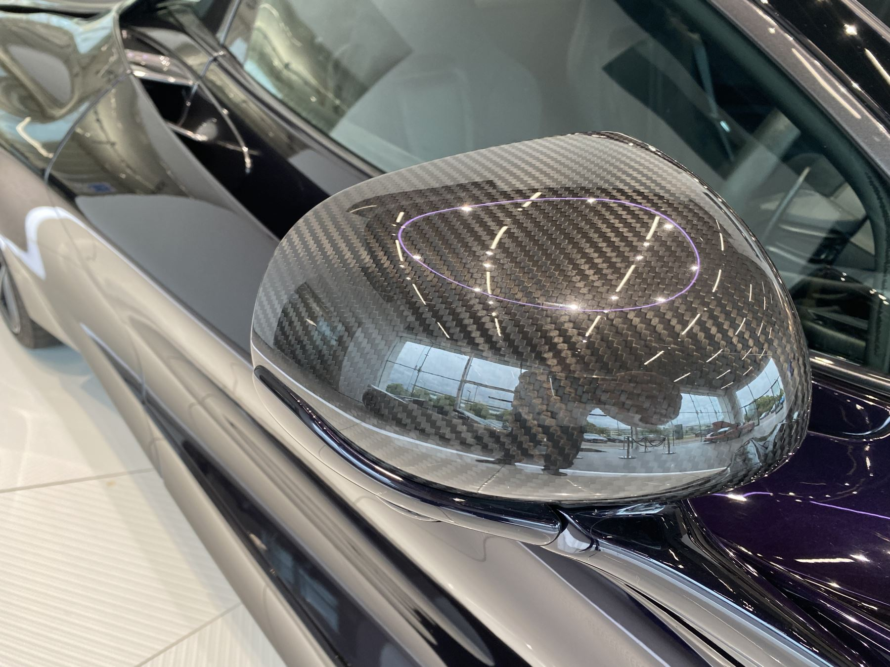 McLaren 720S Spider V8 2dr SSG  MSO PAINT SPOORTS EXHAUST SUPERB VALUE image 12