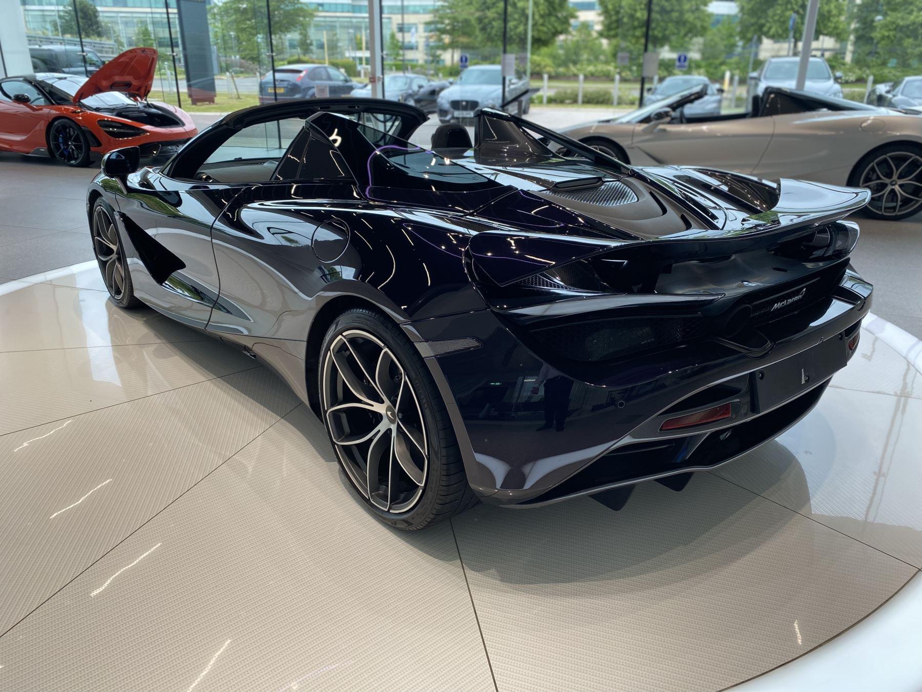 McLaren 720S Spider V8 2dr SSG  MSO PAINT SPOORTS EXHAUST SUPERB VALUE image 15
