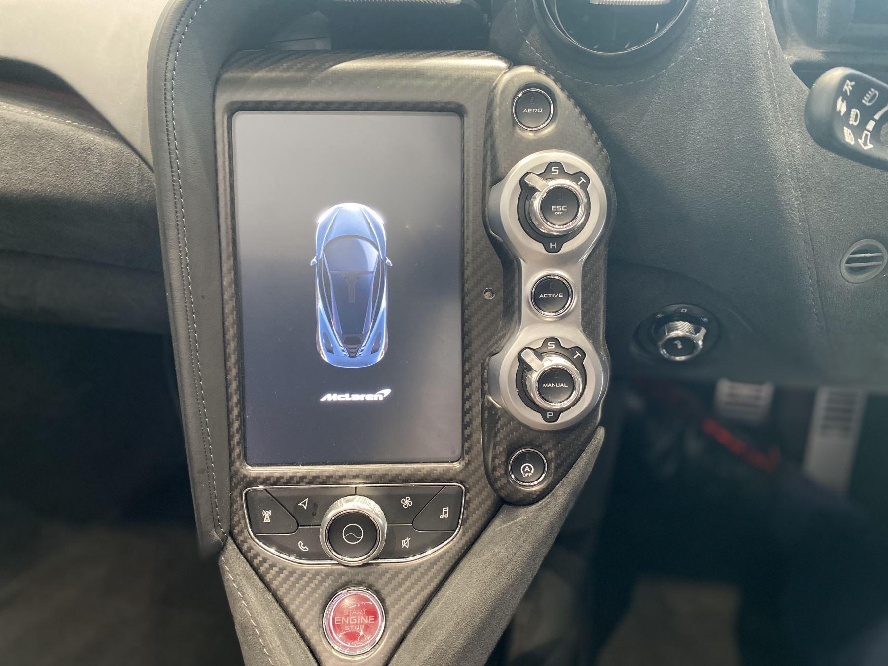 McLaren 720S Spider V8 2dr SSG  MSO PAINT SPOORTS EXHAUST SUPERB VALUE image 20