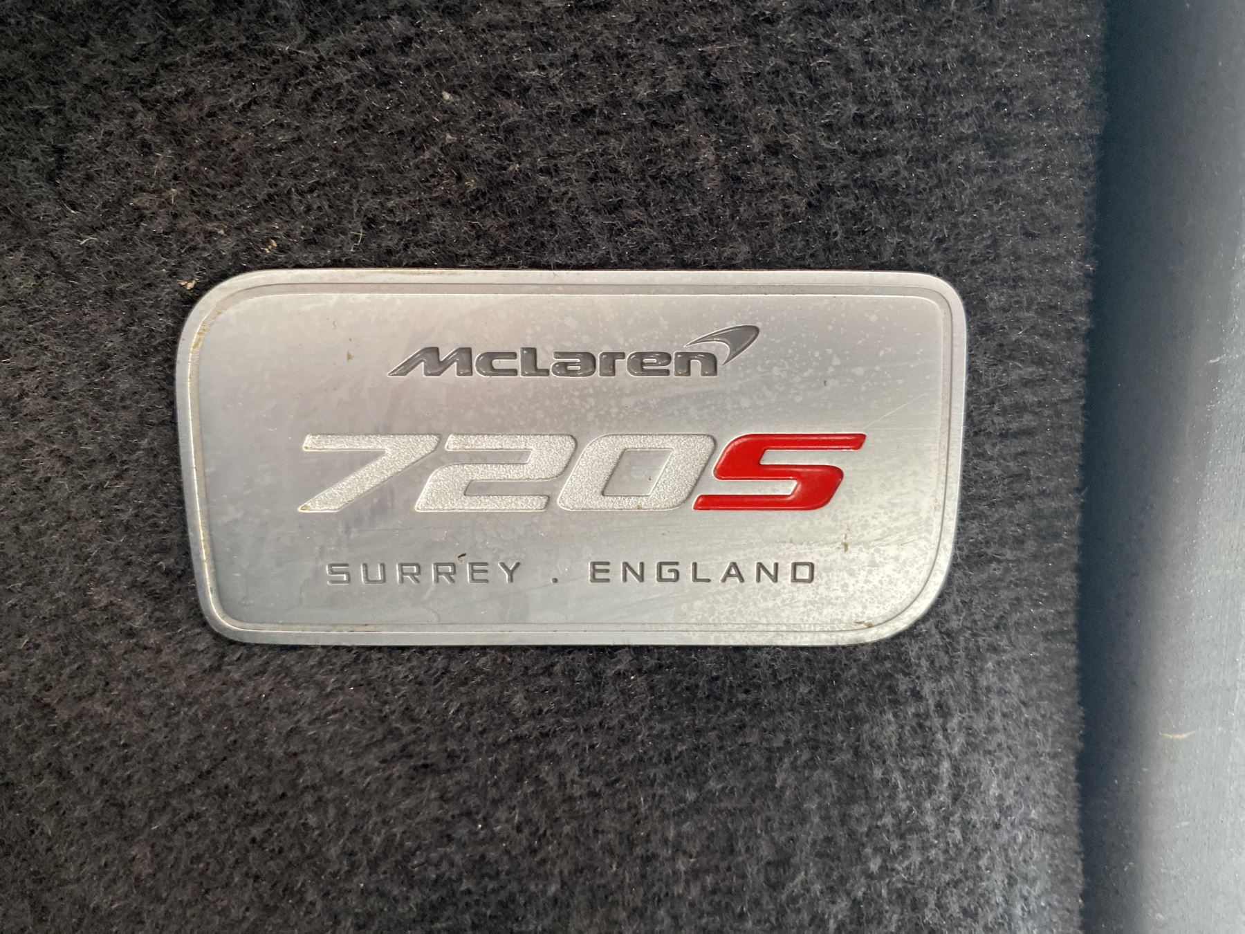 McLaren 720S Spider V8 2dr SSG  MSO PAINT SPOORTS EXHAUST SUPERB VALUE image 24