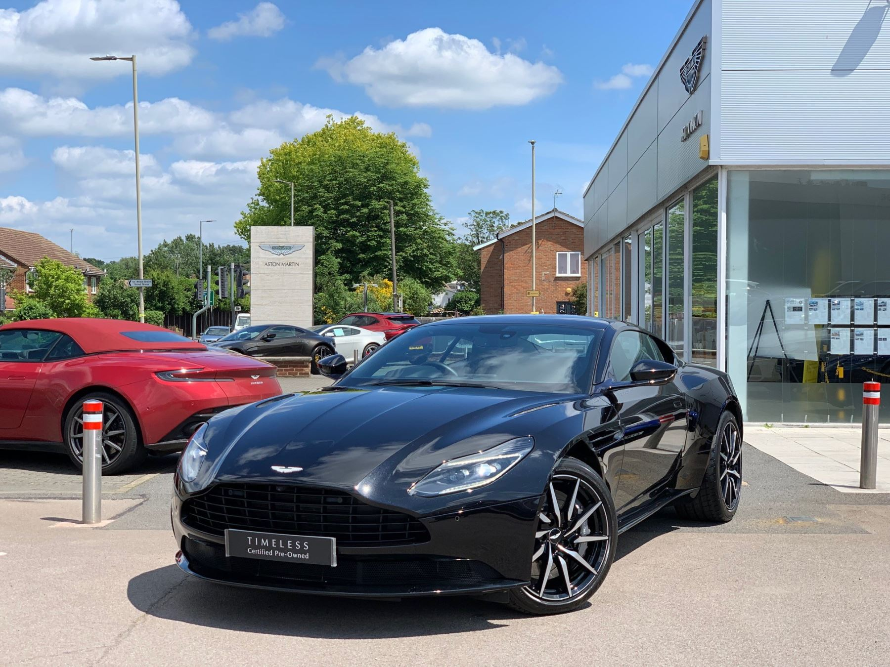 Automatic Aston Martin DB11