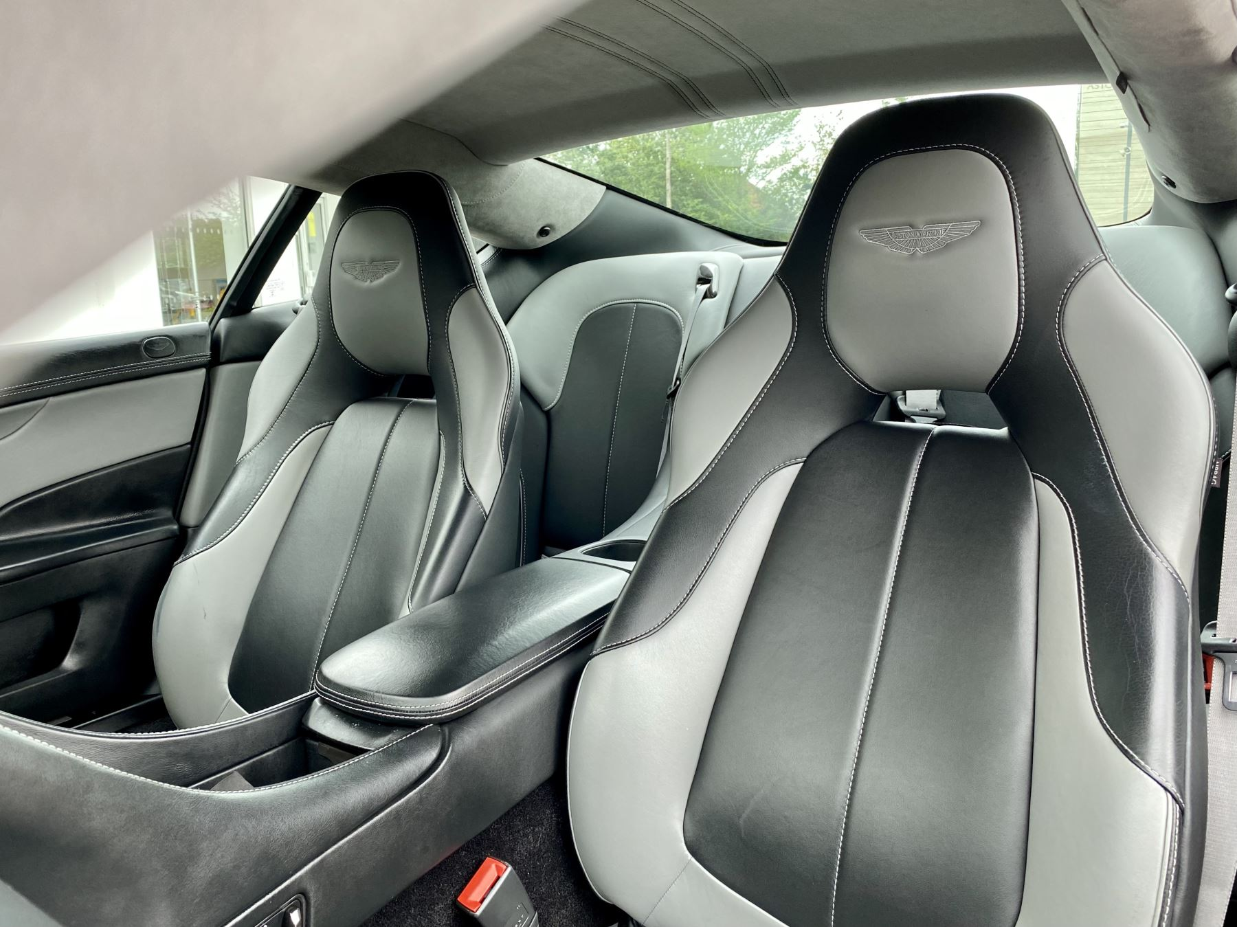 Aston Martin Vanquish V12 [568] 2+2 2dr Touchtronic 3 8 Speed, 2 Owners From New, Onyx Black, Bang And Olufsen. image 23