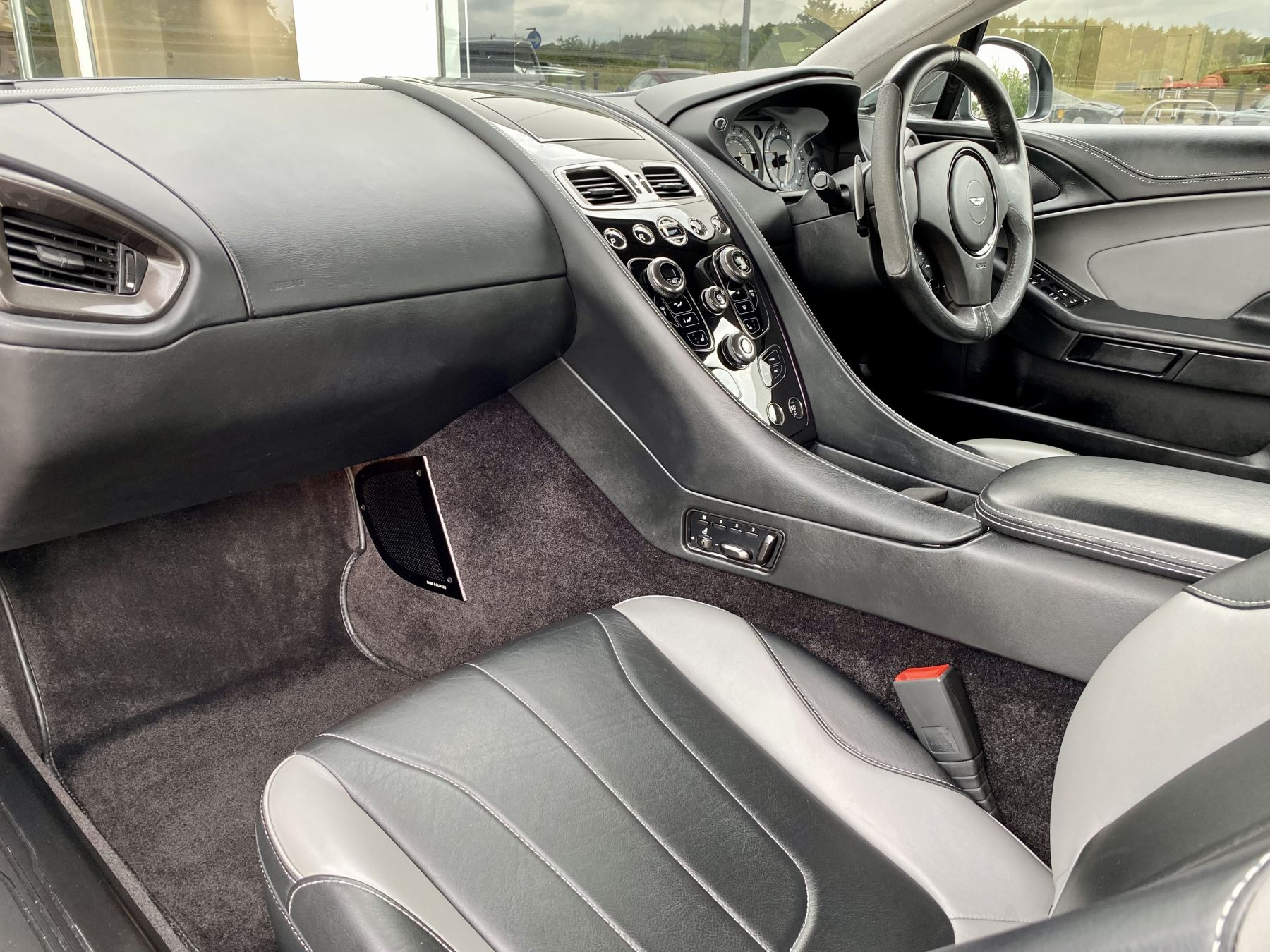 Aston Martin Vanquish V12 [568] 2+2 2dr Touchtronic 3 8 Speed, 2 Owners From New, Onyx Black, Bang And Olufsen. image 22
