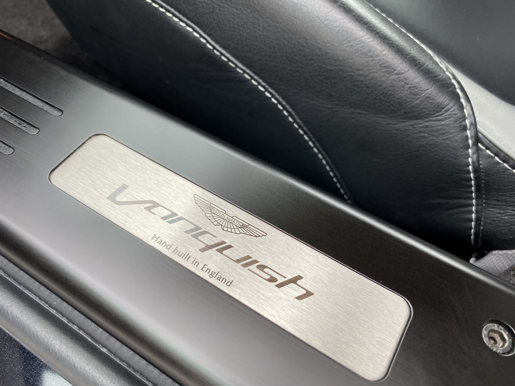 Aston Martin Vanquish V12 [568] 2+2 2dr Touchtronic 3 8 Speed, 2 Owners From New, Onyx Black, Bang And Olufsen. image 28
