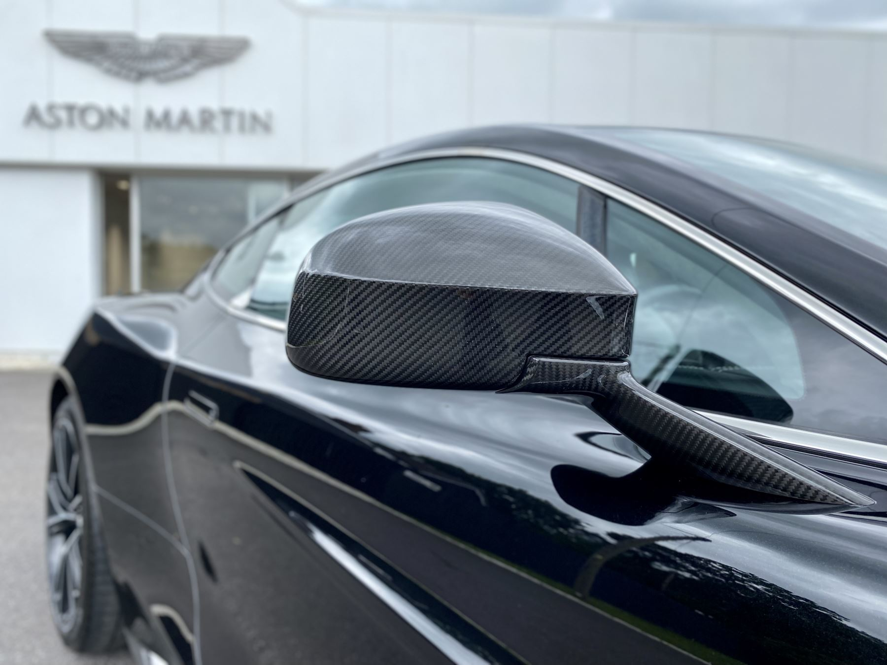 Aston Martin Vanquish V12 [568] 2+2 2dr Touchtronic 3 8 Speed, 2 Owners From New, Onyx Black, Bang And Olufsen. image 15