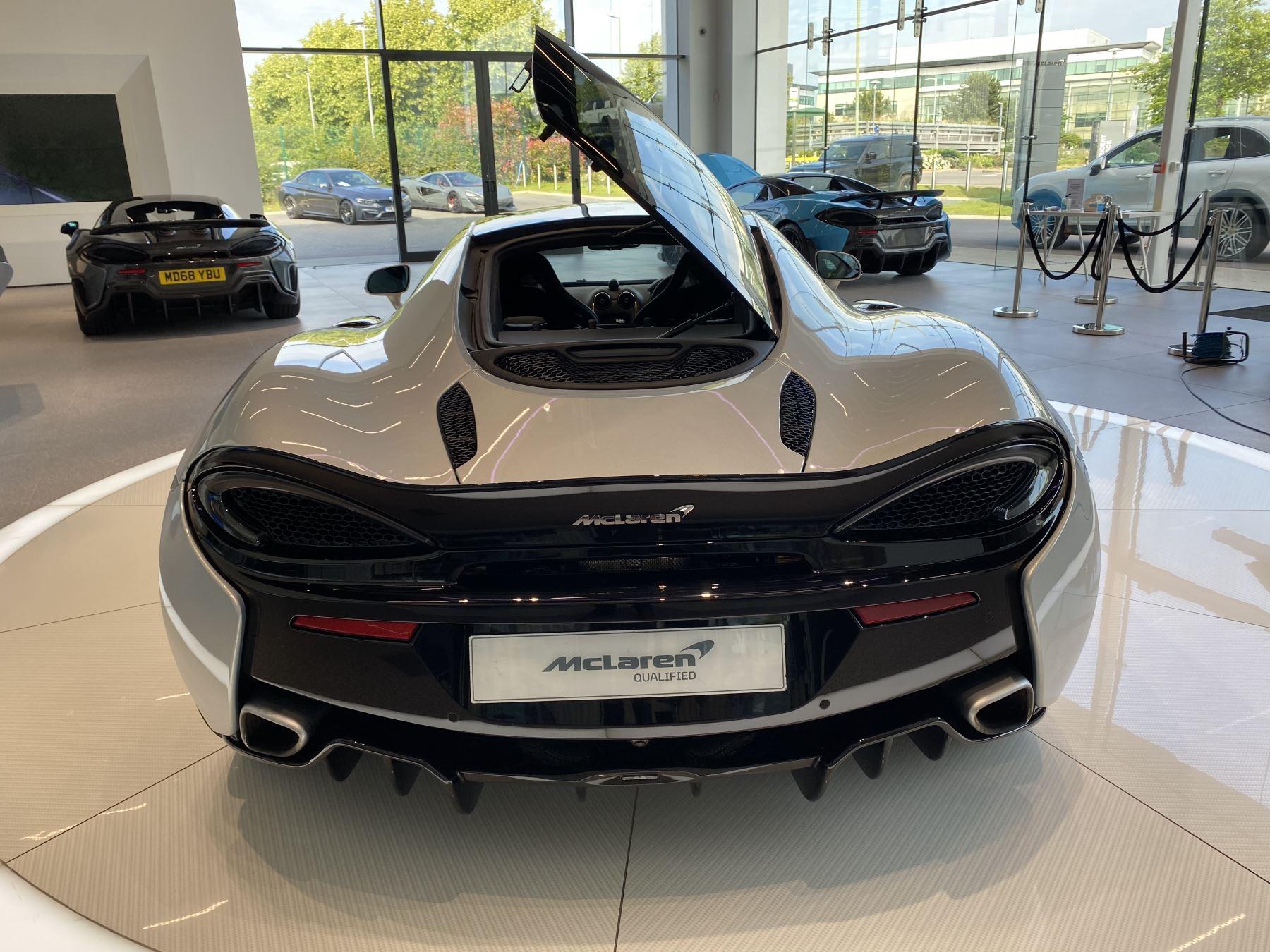 McLaren 570GT V8 2dr SSG RARE MSO BLACK PACK image 21