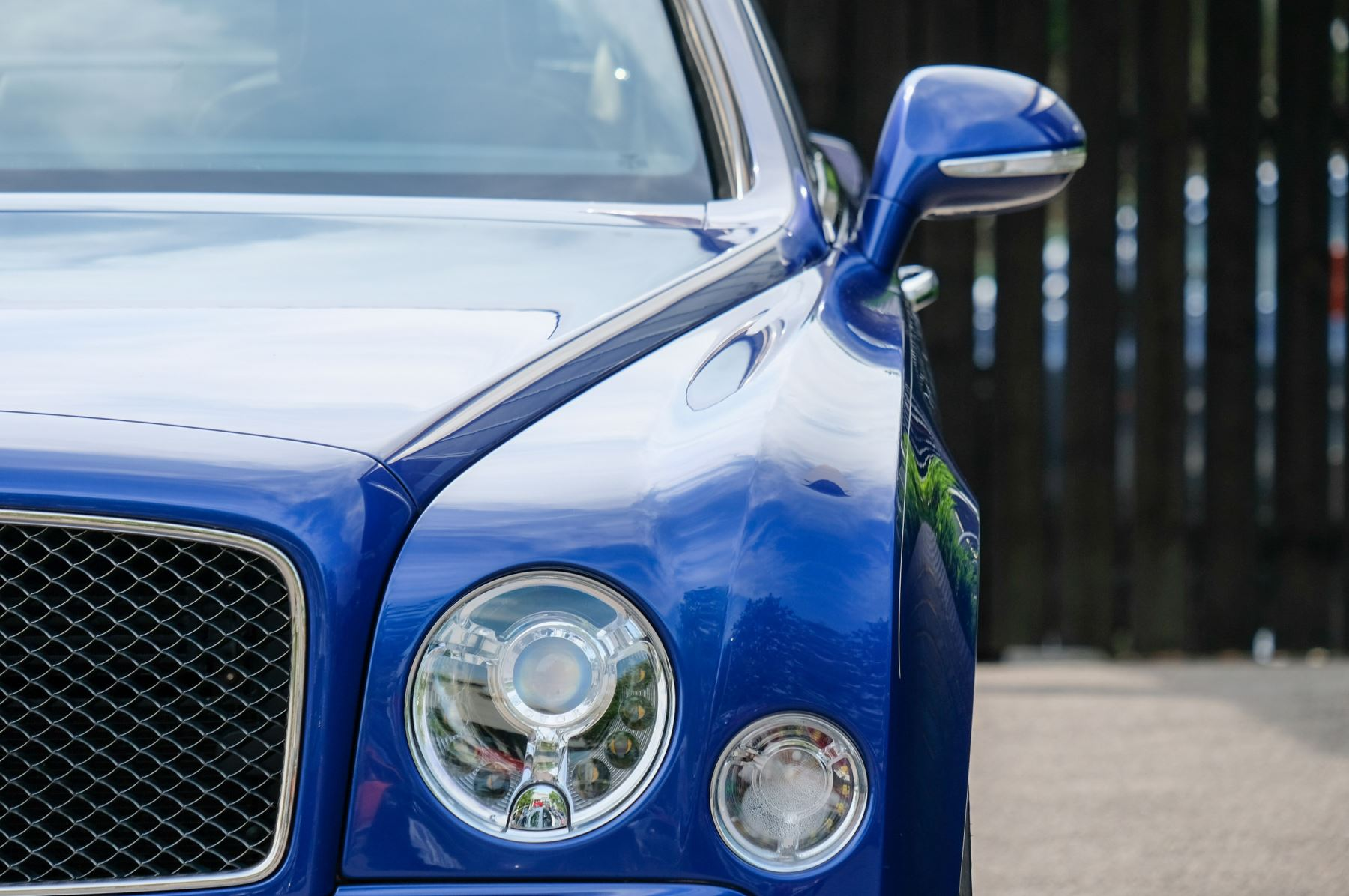 Bentley Mulsanne Speed 6.8 V8 Speed - Speed Premier and Entertainment Specification image 6
