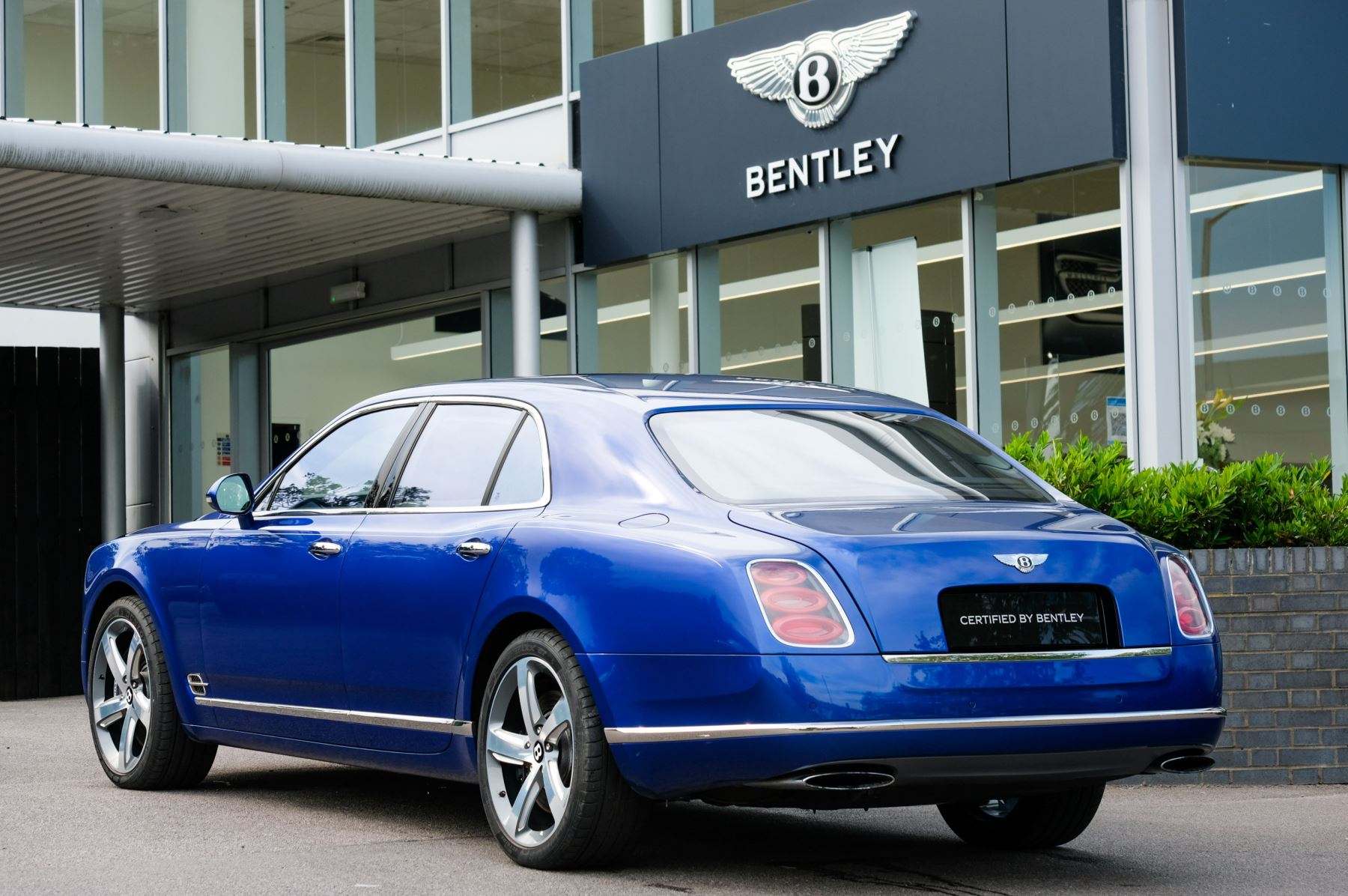Bentley Mulsanne Speed 6.8 V8 Speed - Speed Premier and Entertainment Specification image 5