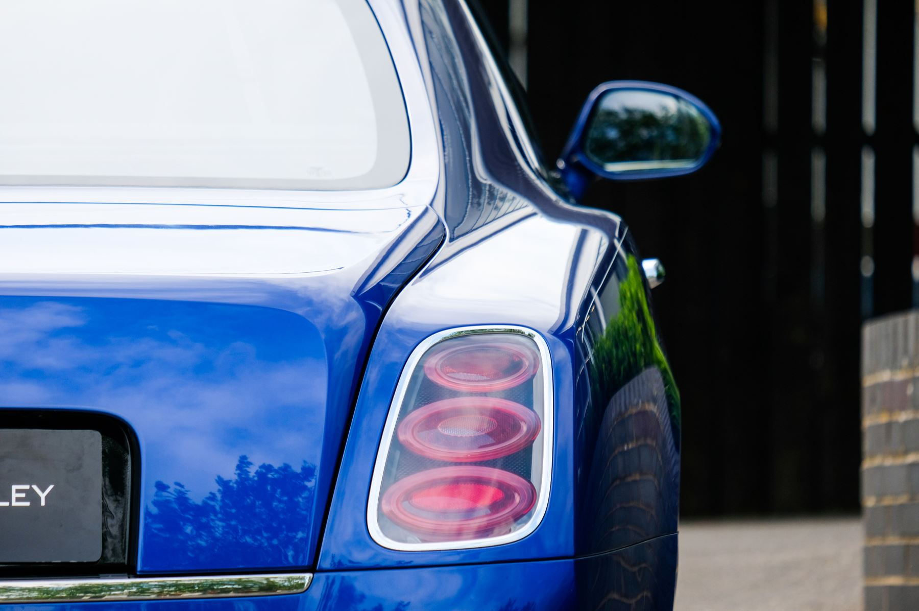 Bentley Mulsanne Speed 6.8 V8 Speed - Speed Premier and Entertainment Specification image 7