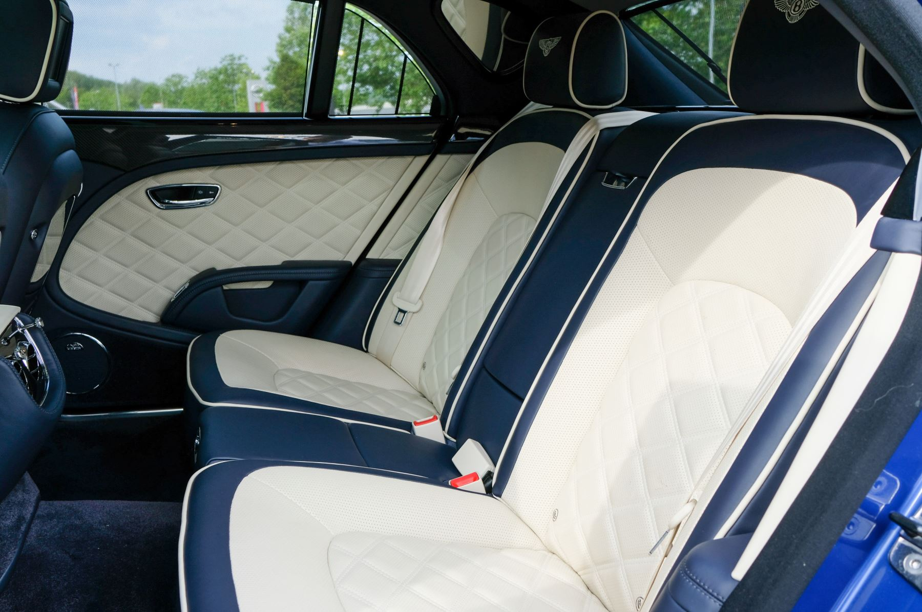 Bentley Mulsanne Speed 6.8 V8 Speed - Speed Premier and Entertainment Specification image 20