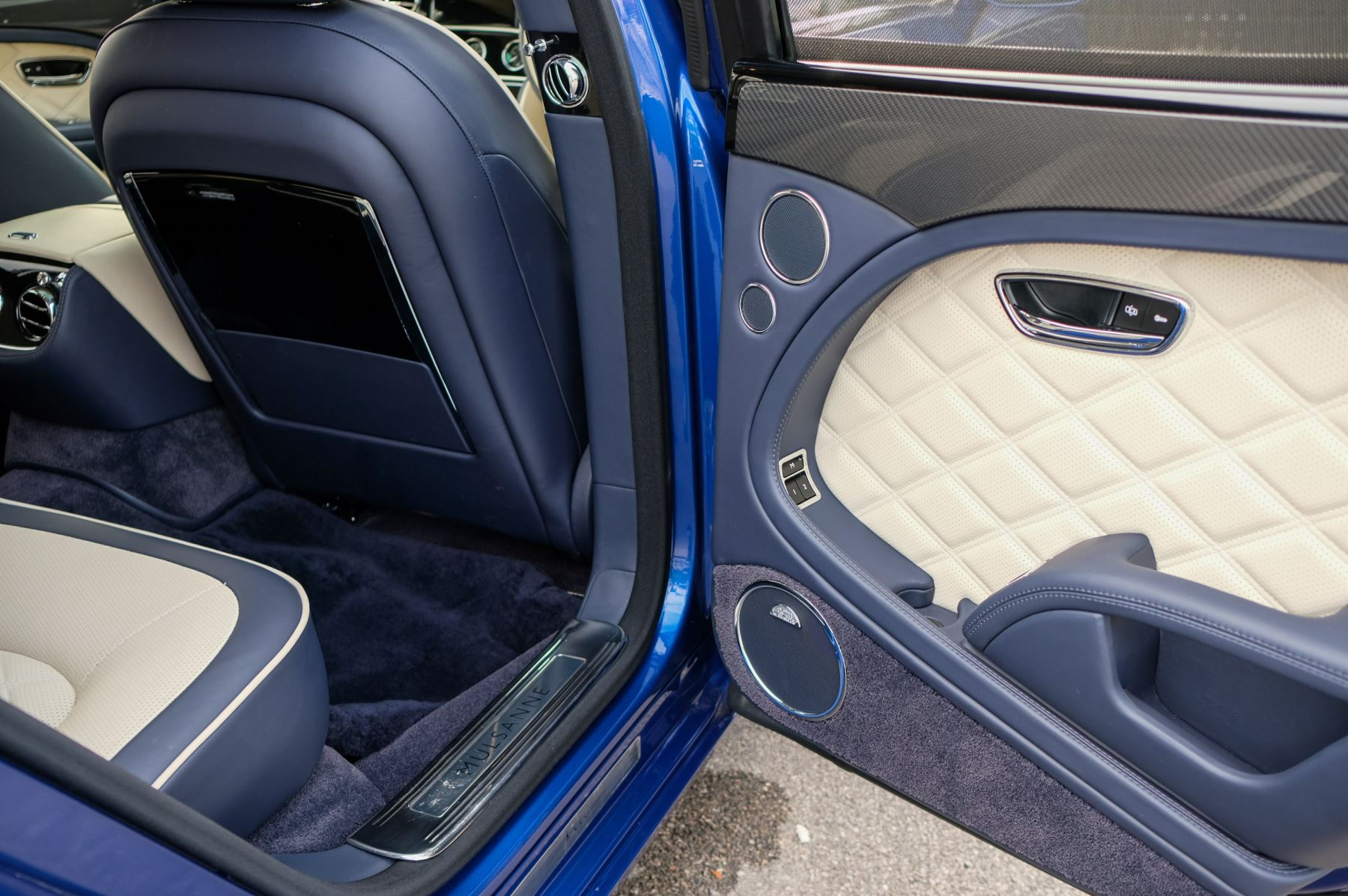 Bentley Mulsanne Speed 6.8 V8 Speed - Speed Premier and Entertainment Specification image 21